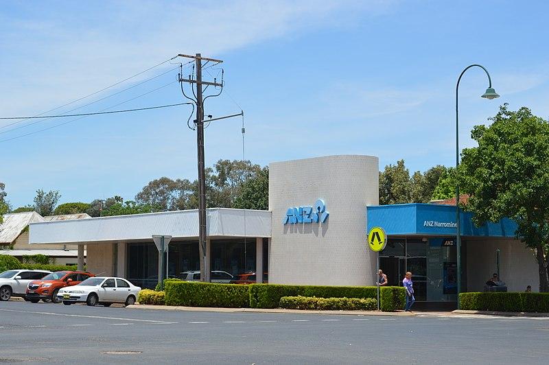 conta-bancária-na-austrália-ANZBank-Narromine