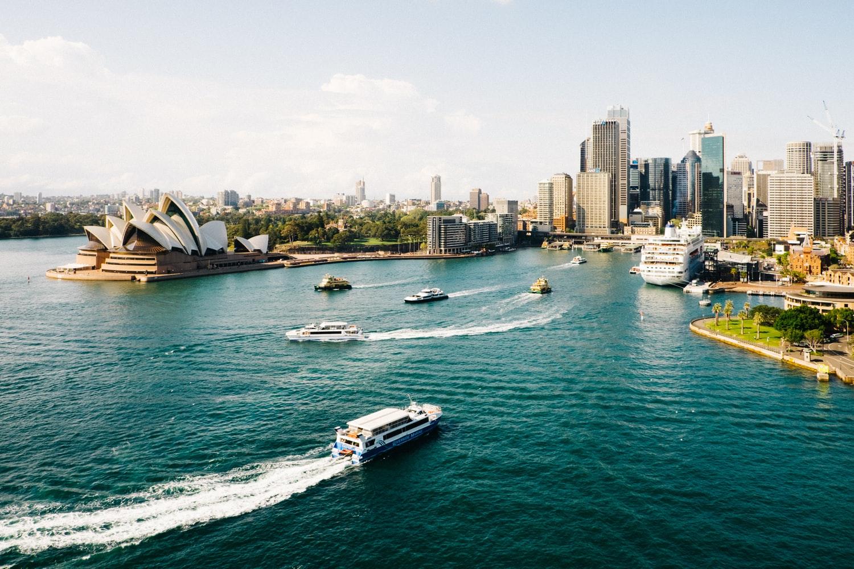 melhores-cidades-para-estudar-na-Austrália-Sydney