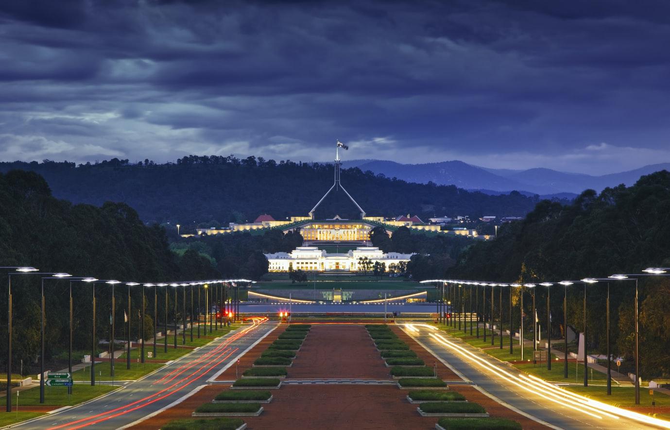 melhores-cidades-para-estudar-na-Austrália-camberra