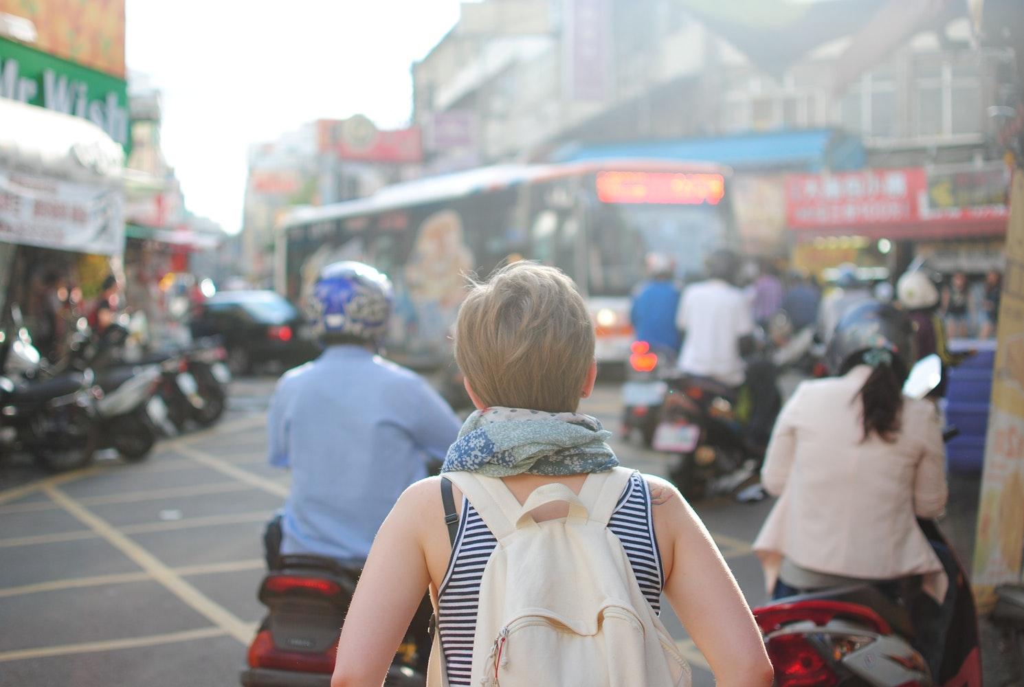 5 problemas em viajar sozinho