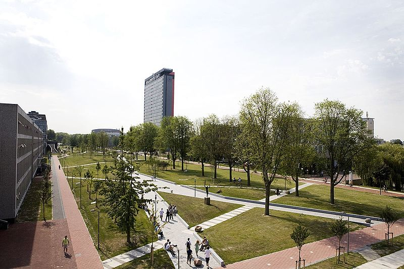 Campus da Delft University of Technology