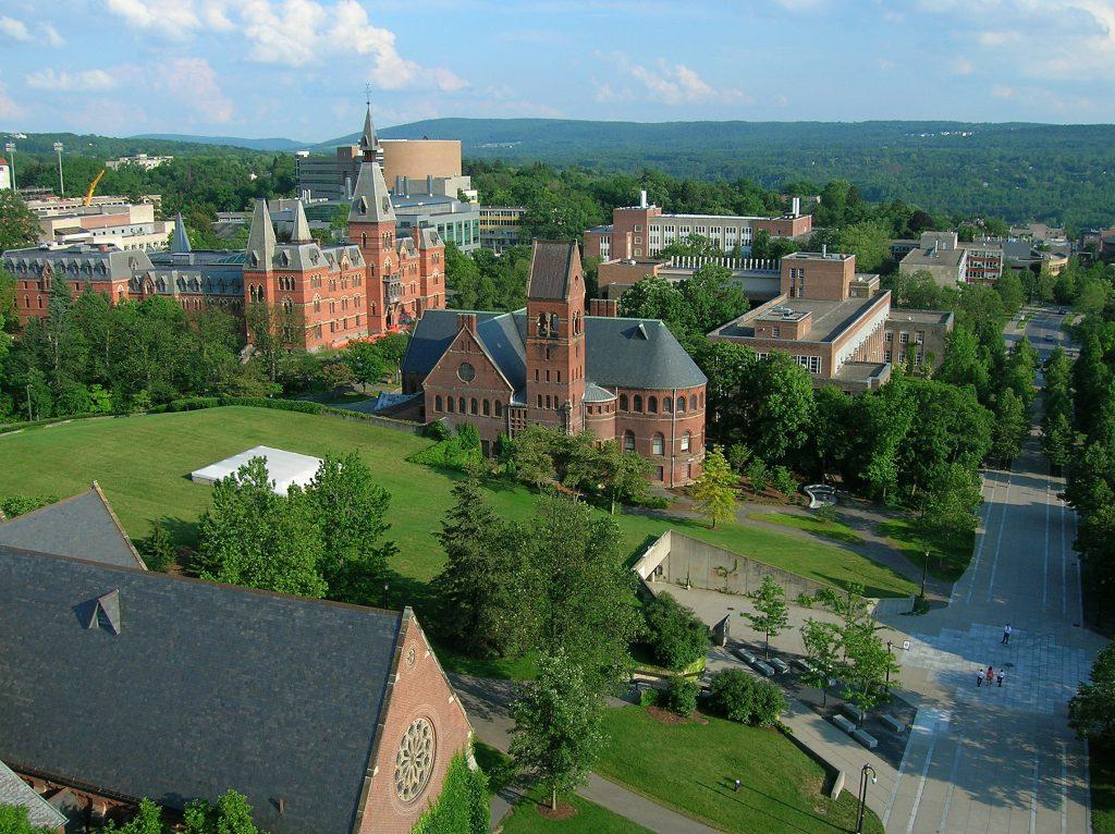 Campus principal da Cornell University