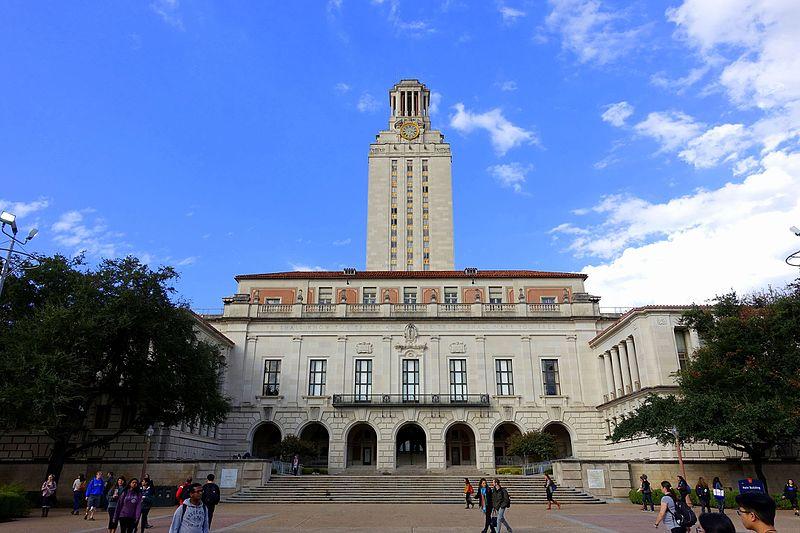 Melhores Universidades do Texas: UT Austin