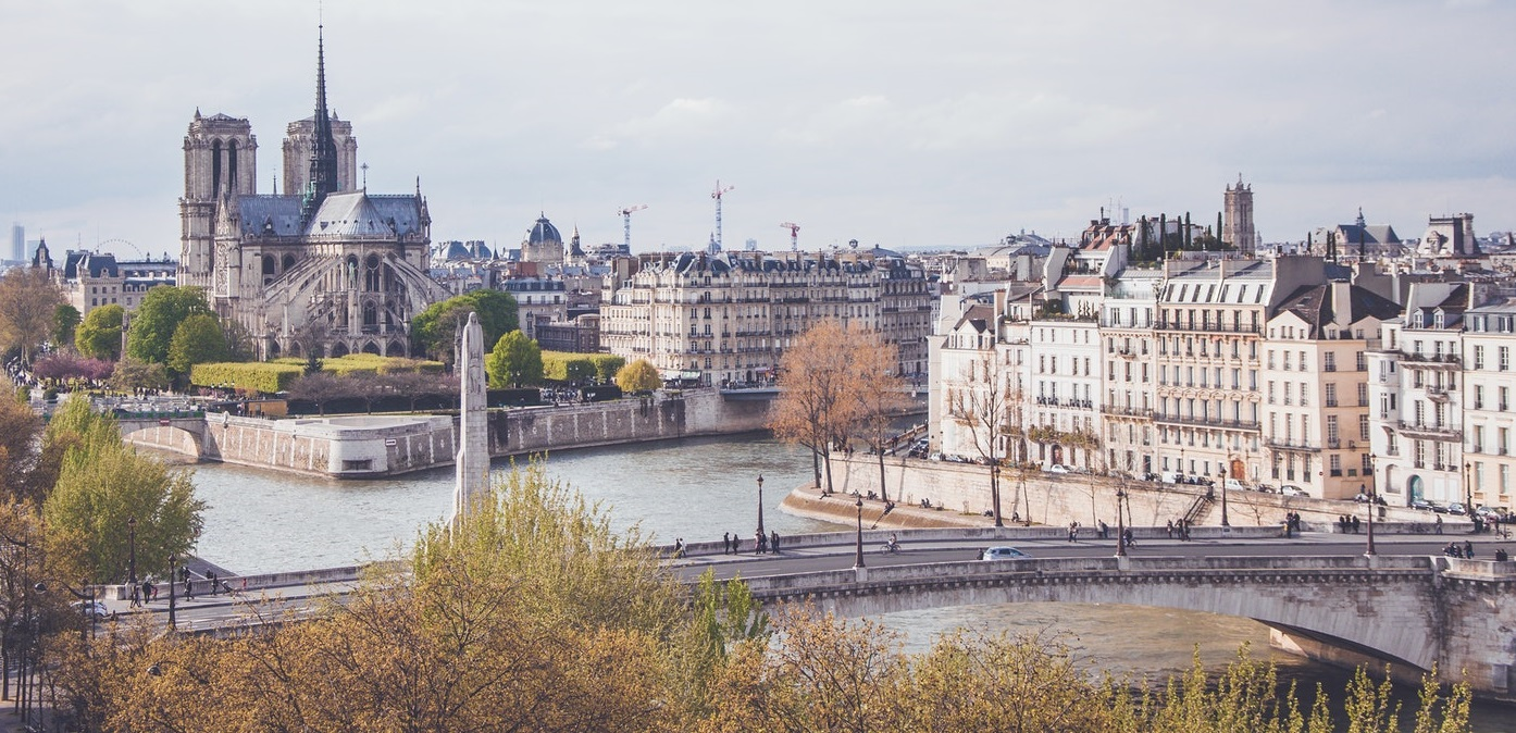 7 melhores lugares para estudar em Paris