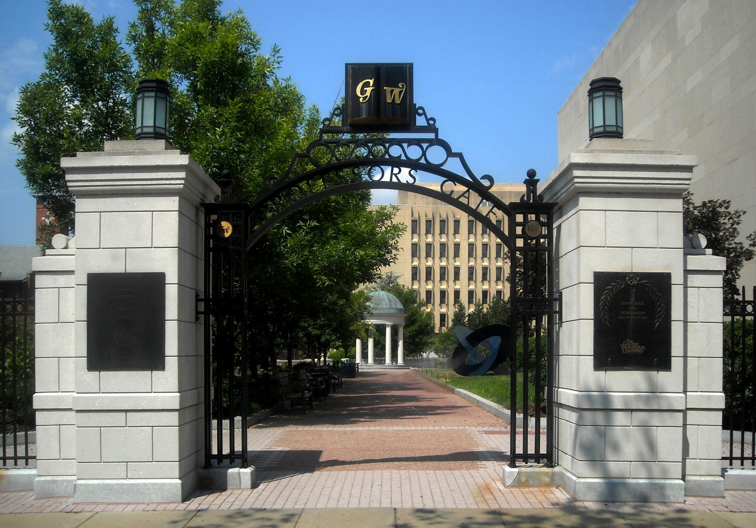 Melhores-universidades-de-Washington-GWU