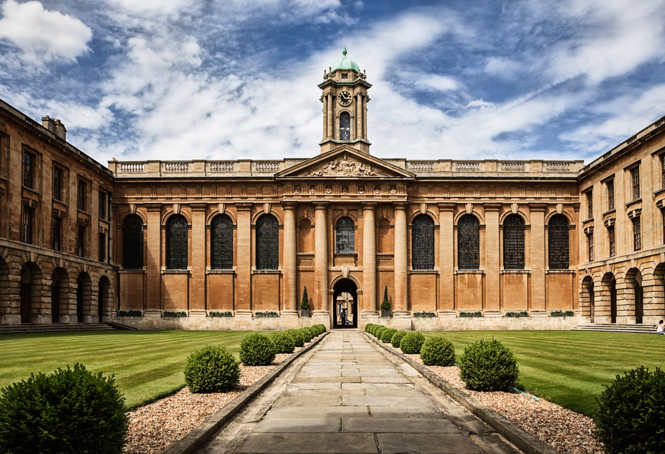 Universidade-de-Oxford