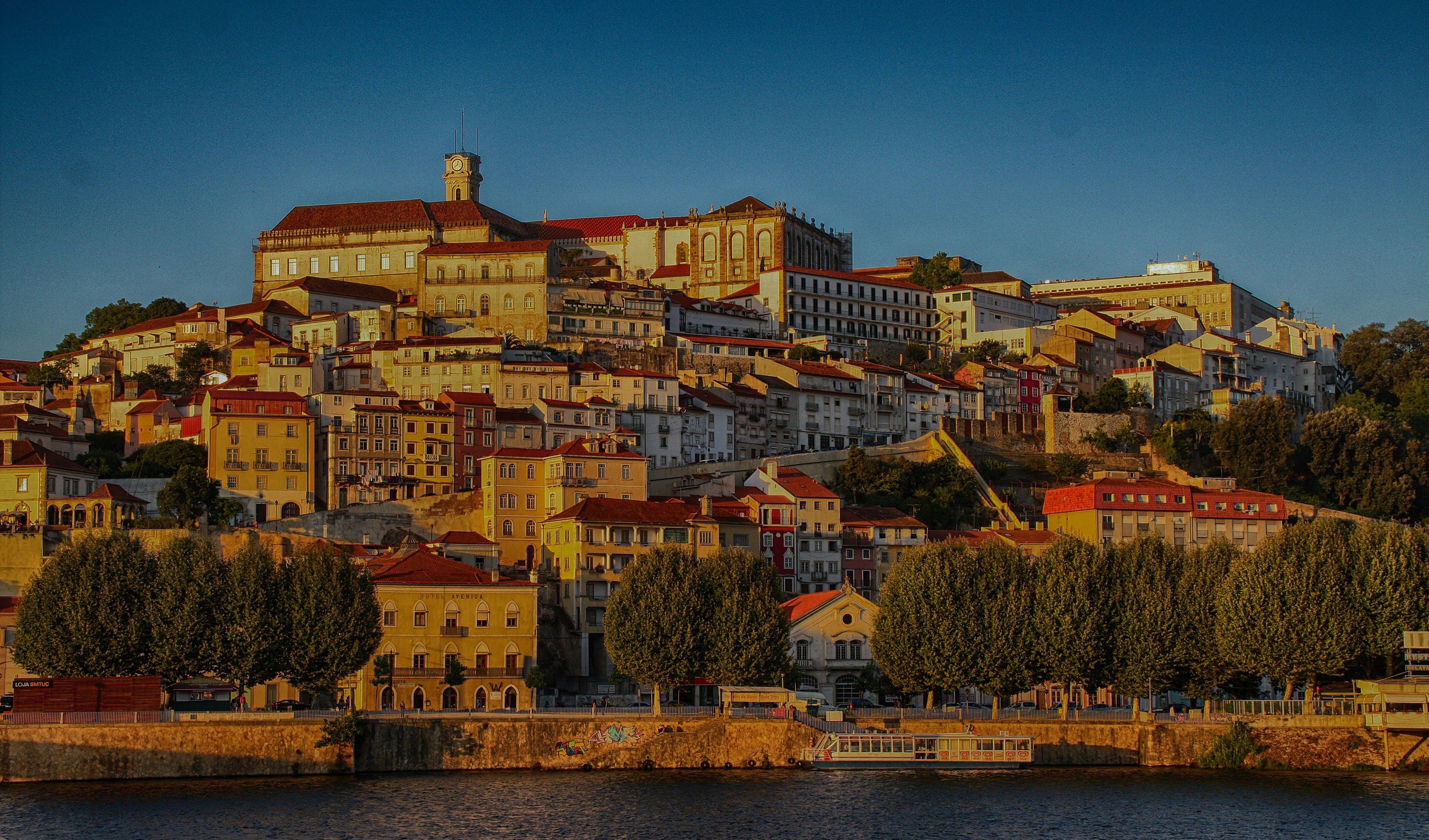 Verão na Europa: Coimbra