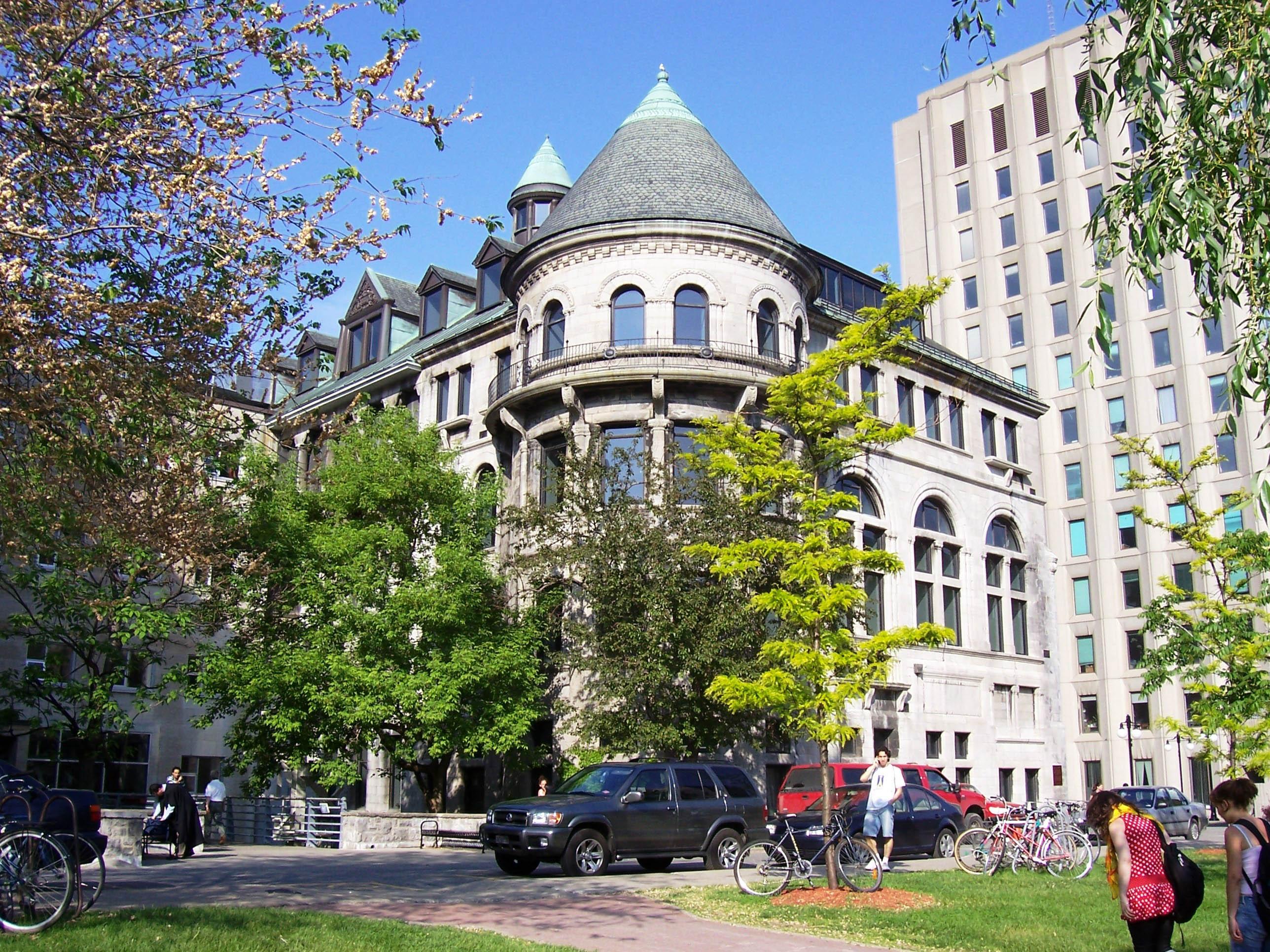 Macdonald-Stewart-Library