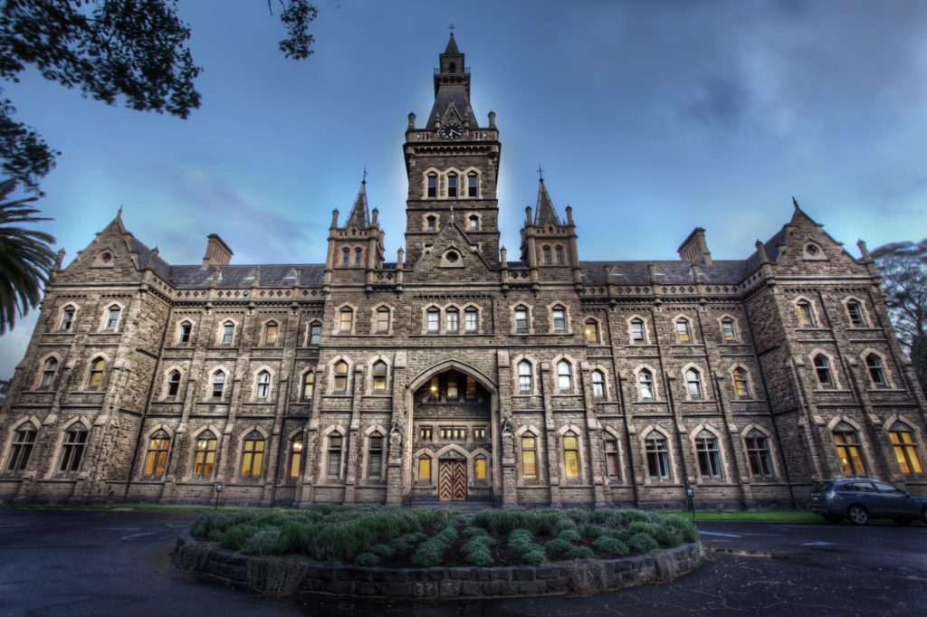 Por dentro da Universidade de Melbourne 1