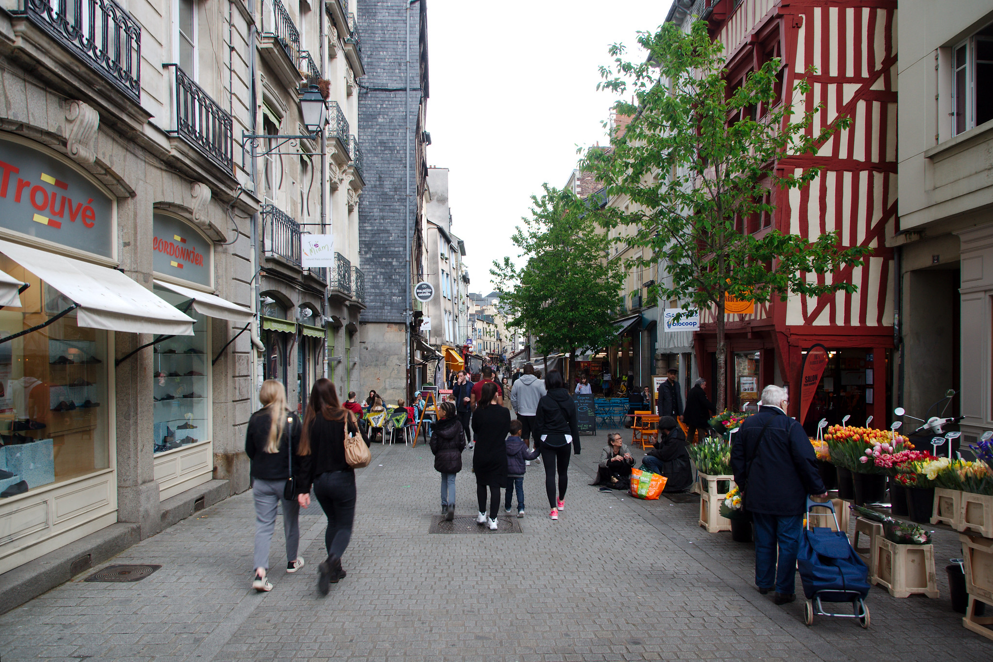 Verão-Europeu: Rennes