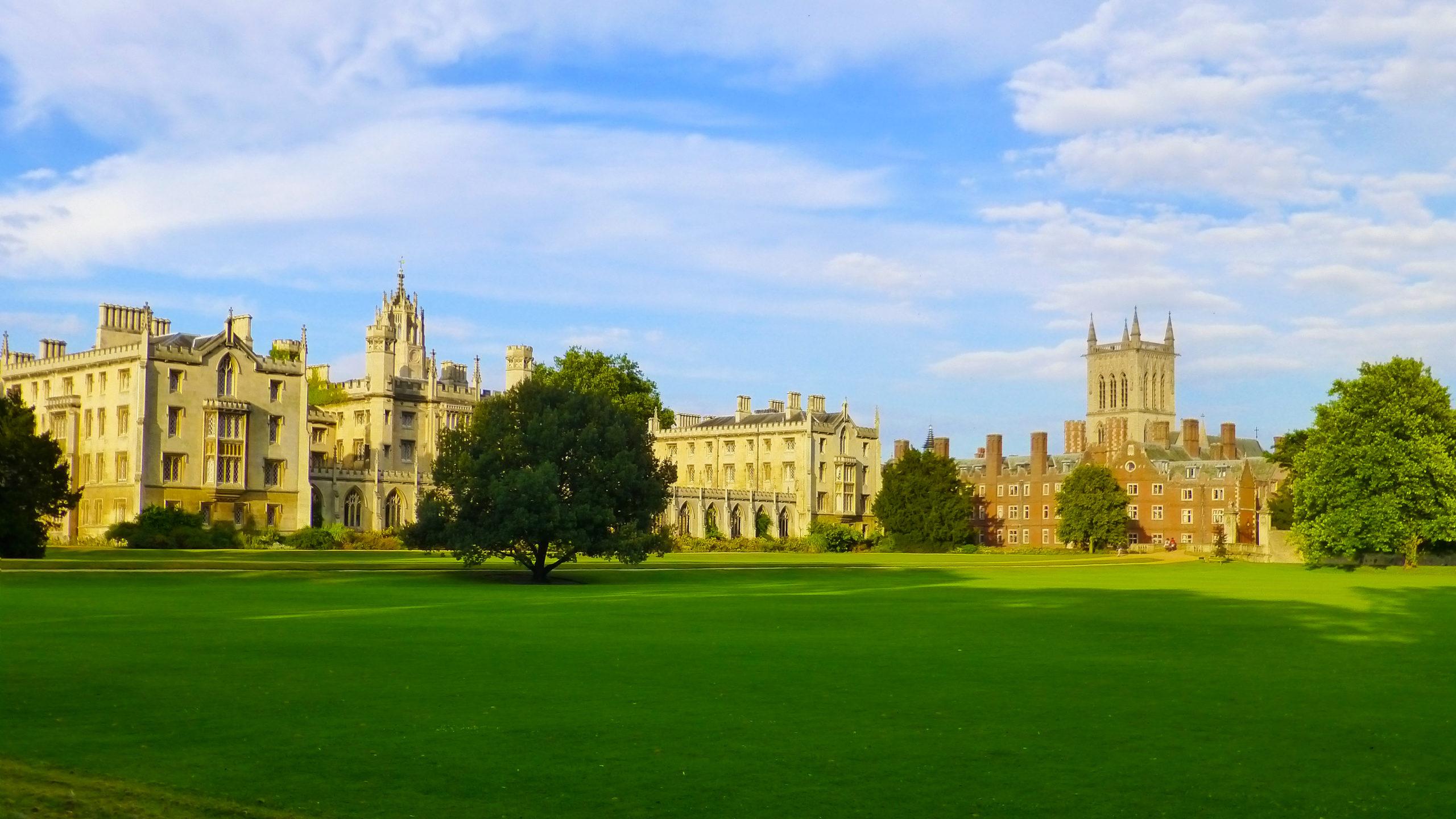 14 fatos sobre a Universidade de Cambridge 1