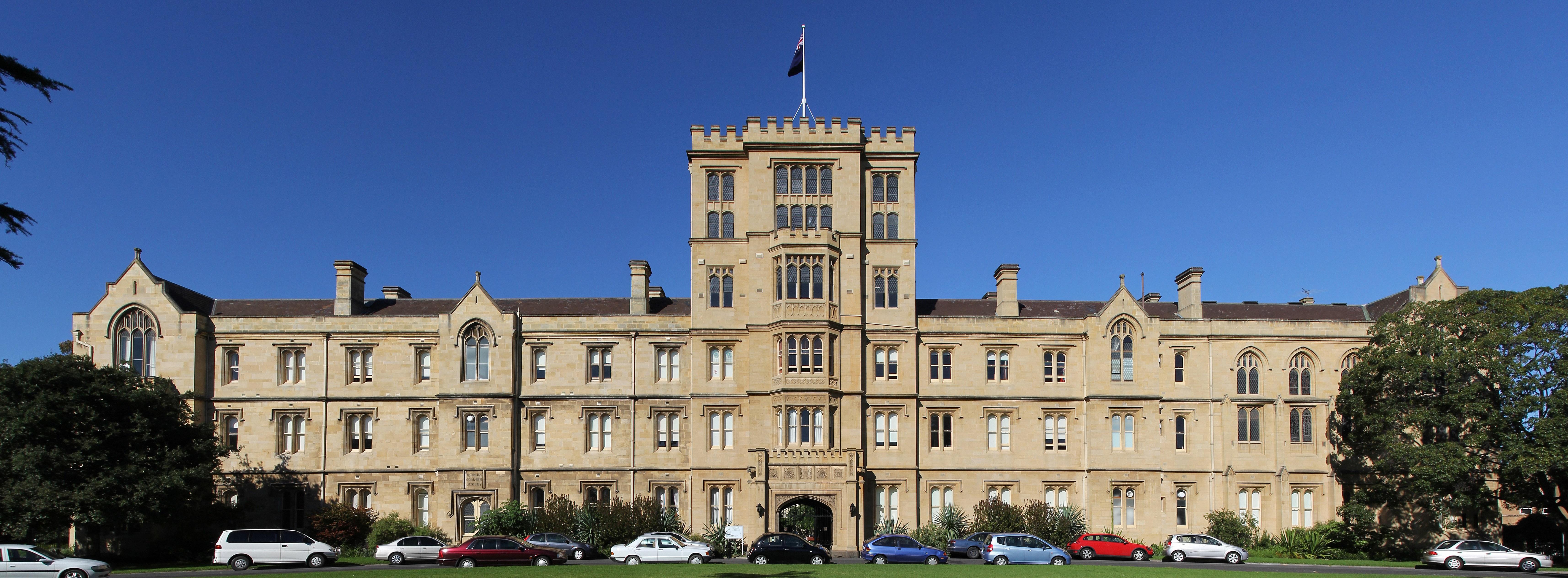 Por dentro da Universidade de Melbourne