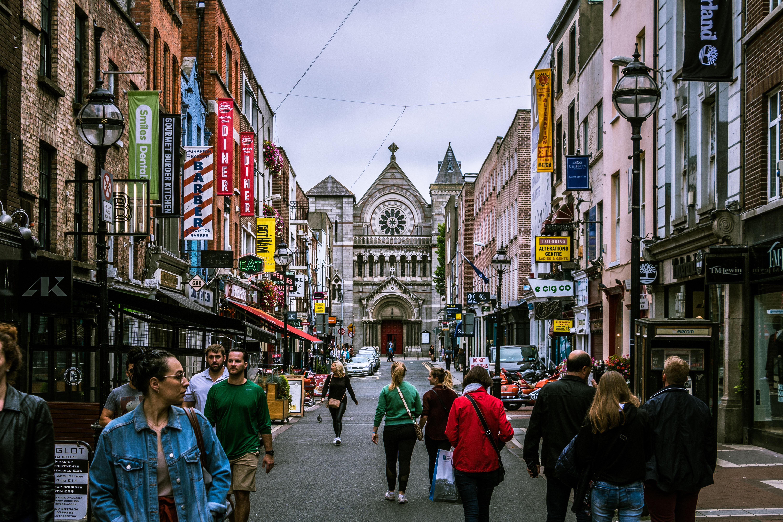 Intercâmbio-na-Irlanda-Dublin