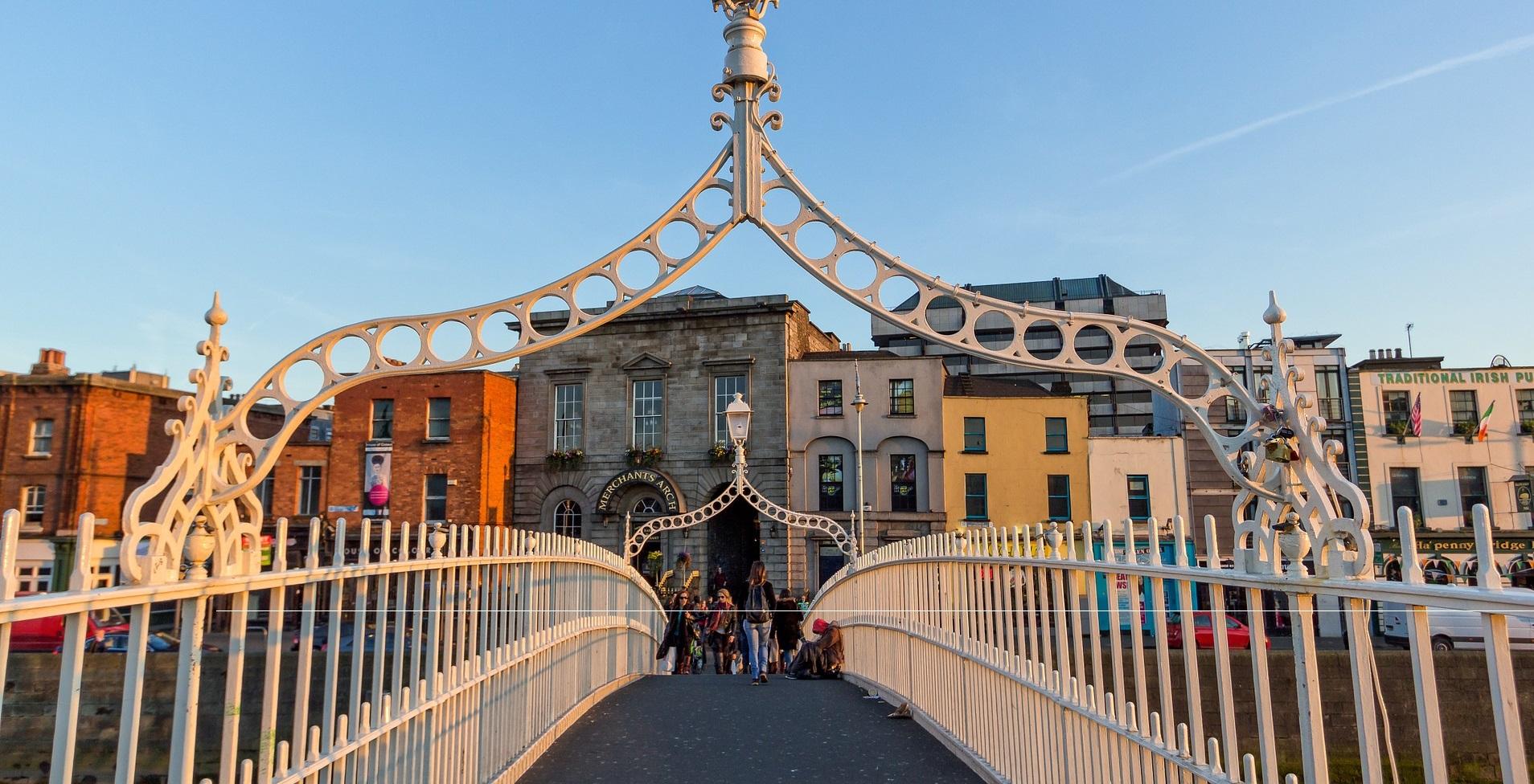 Intercâmbio na Irlanda: conheça Dublin