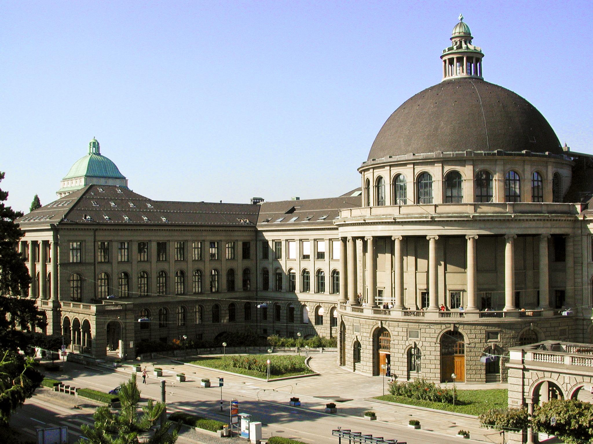 ETH-Zurich-é-a-melhor-universidade-da-Suíça