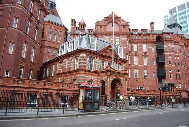 UCL: a melhor universidade de Londres 2