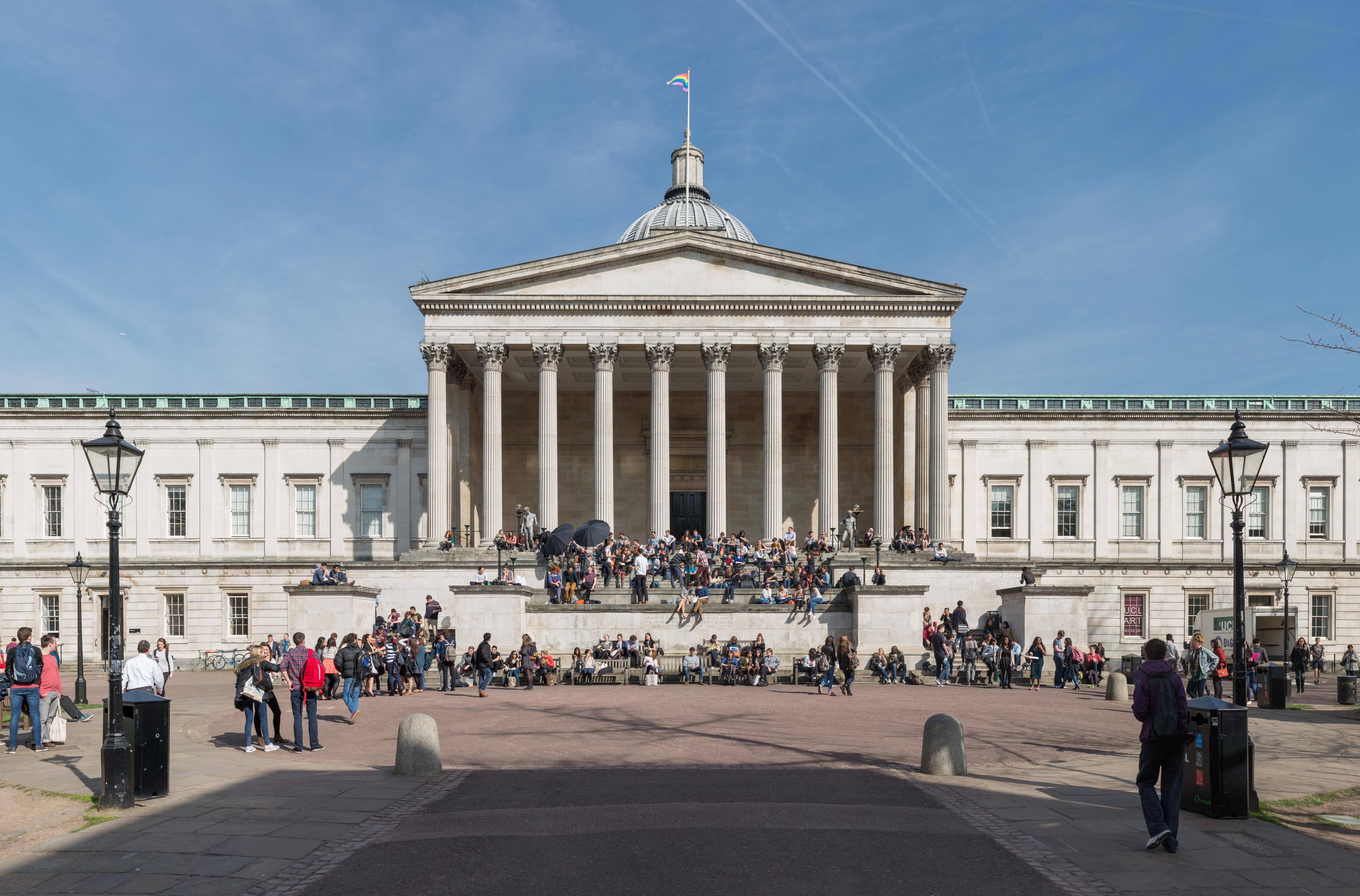 UCL: a melhor universidade de Londres 1