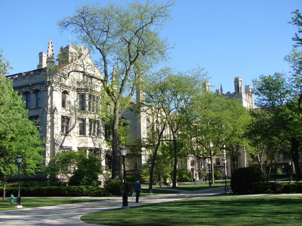 Universidade de Chicago: TOP 10 nos EUA 2