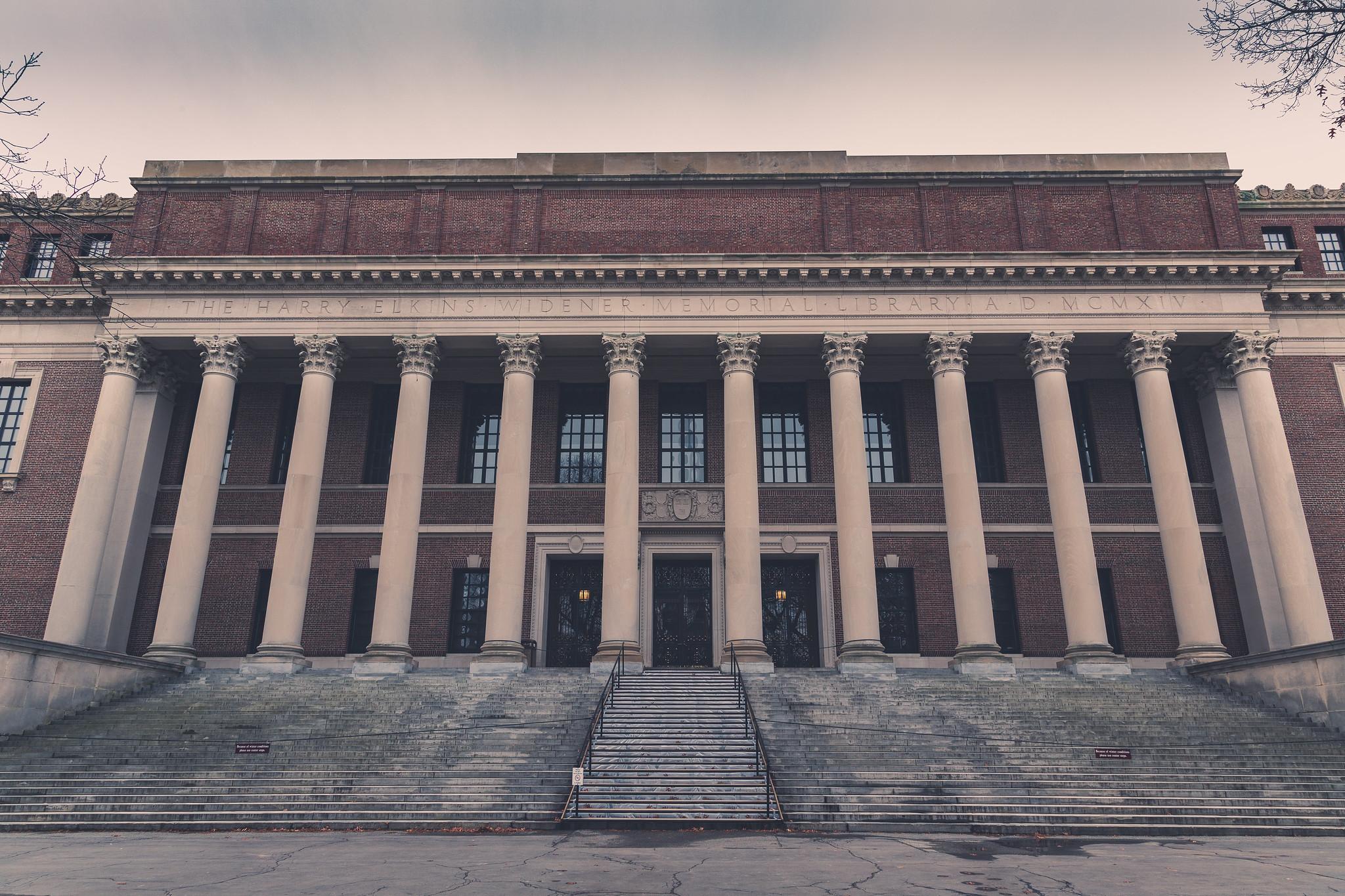 Universidade-Harvard