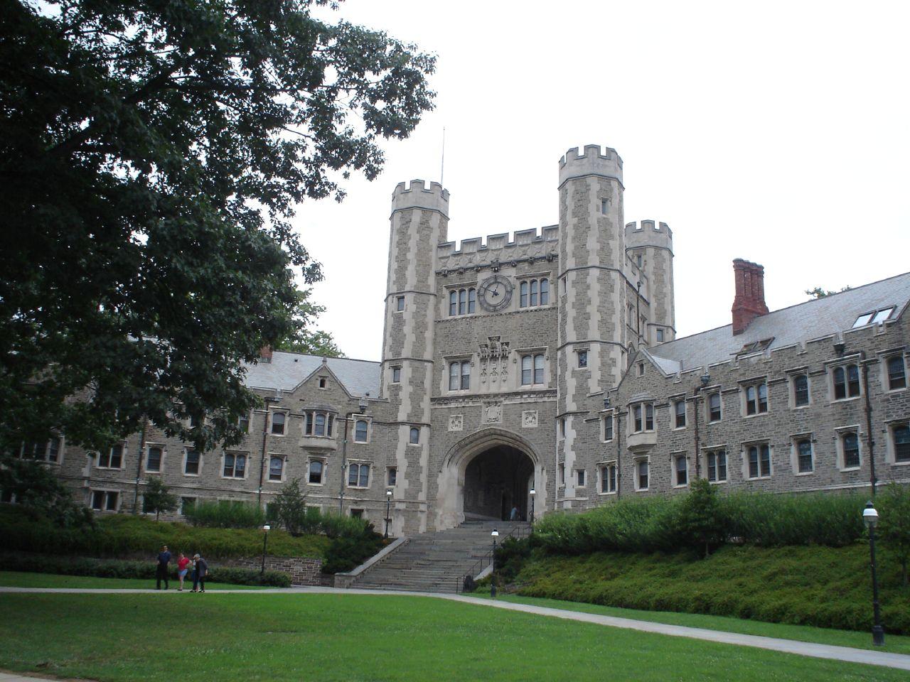Universidade de Princeton: TOP 6 nos EUA 2