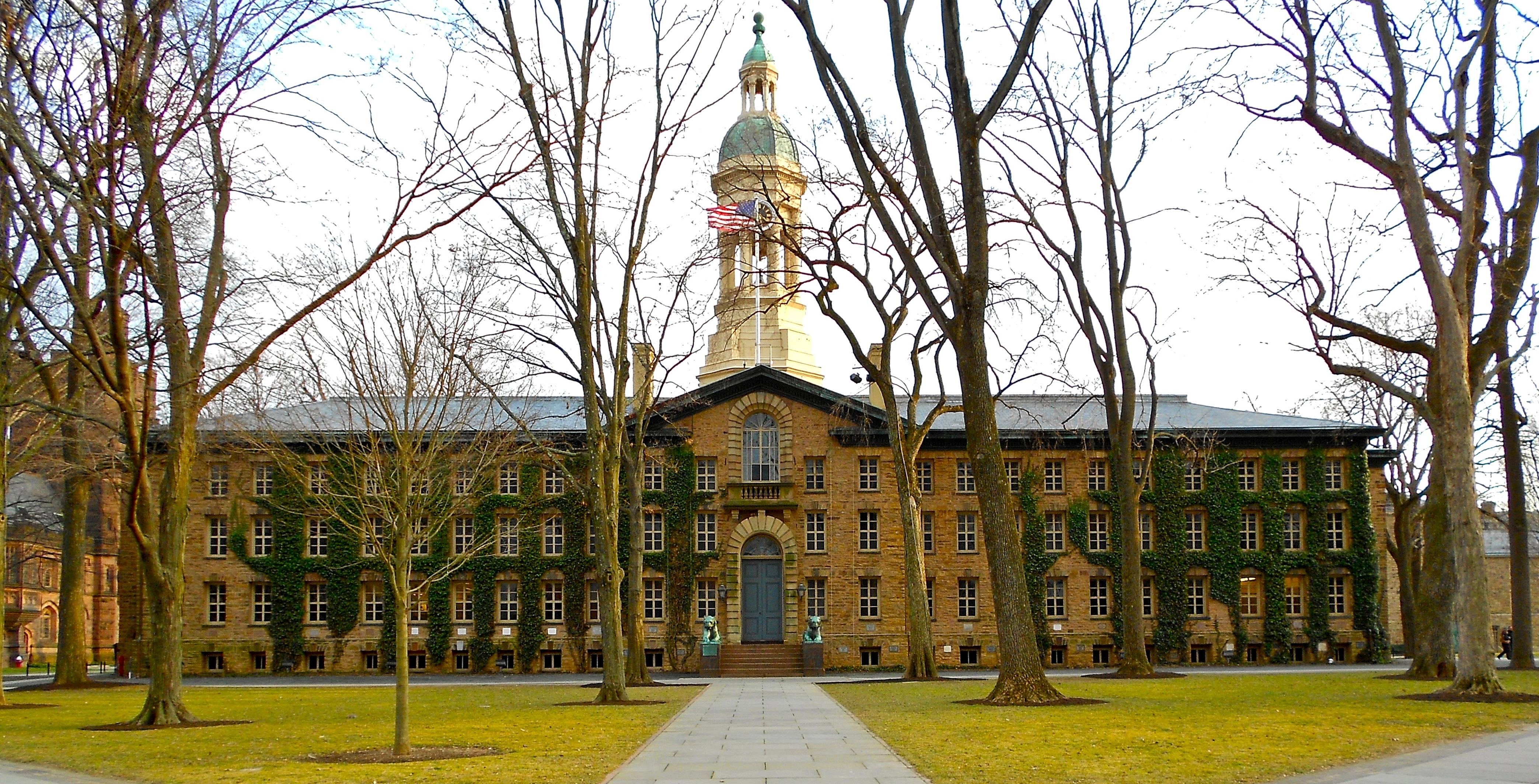 Universidade de Princeton: TOP 6 nos EUA