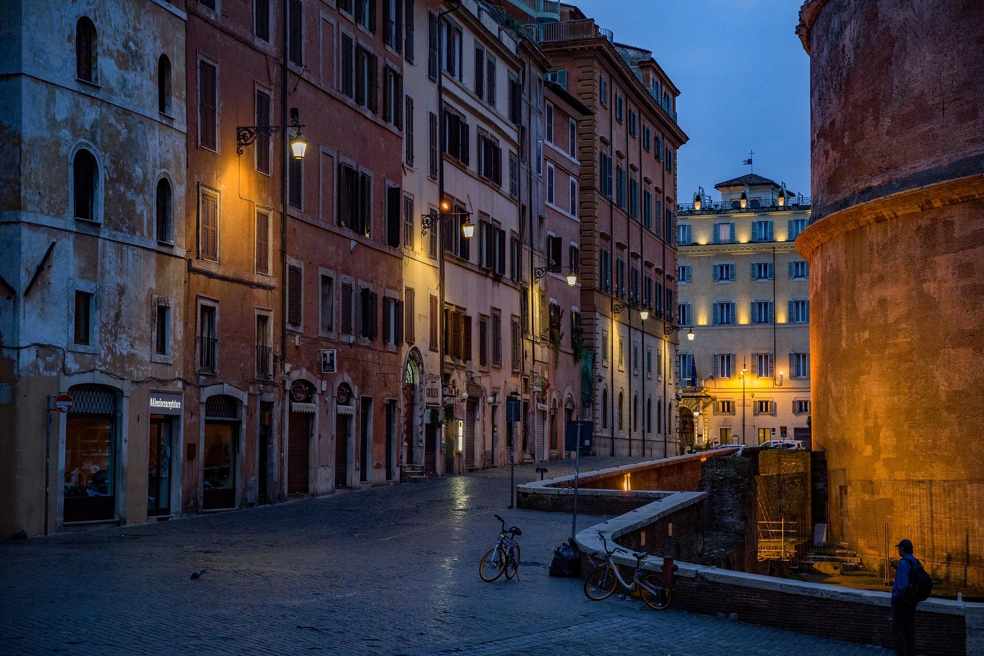 6 razões para conhecer e estudar em Roma