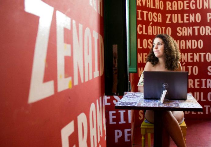 Janelas Abertas: jornalista já fez mais de 10 intercâmbios 1