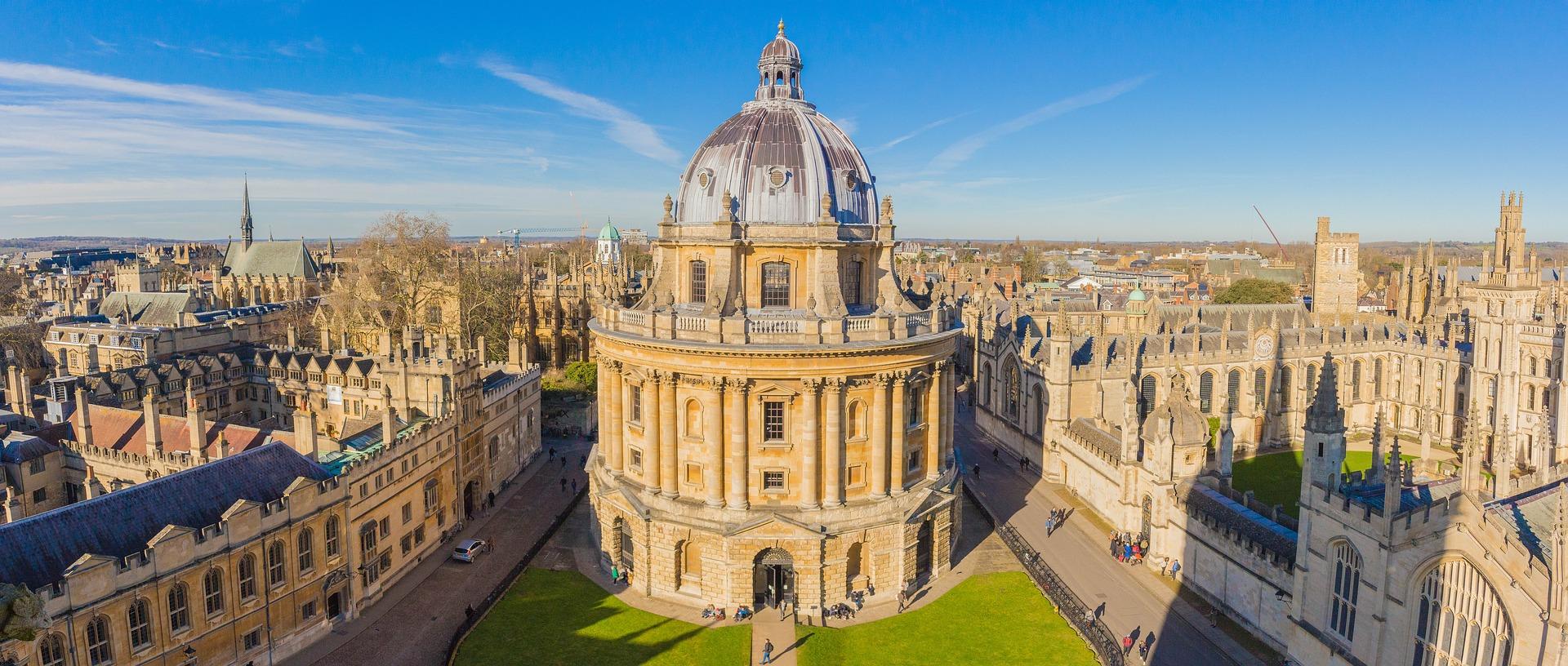 5 melhores universidades do Reino Unido 1