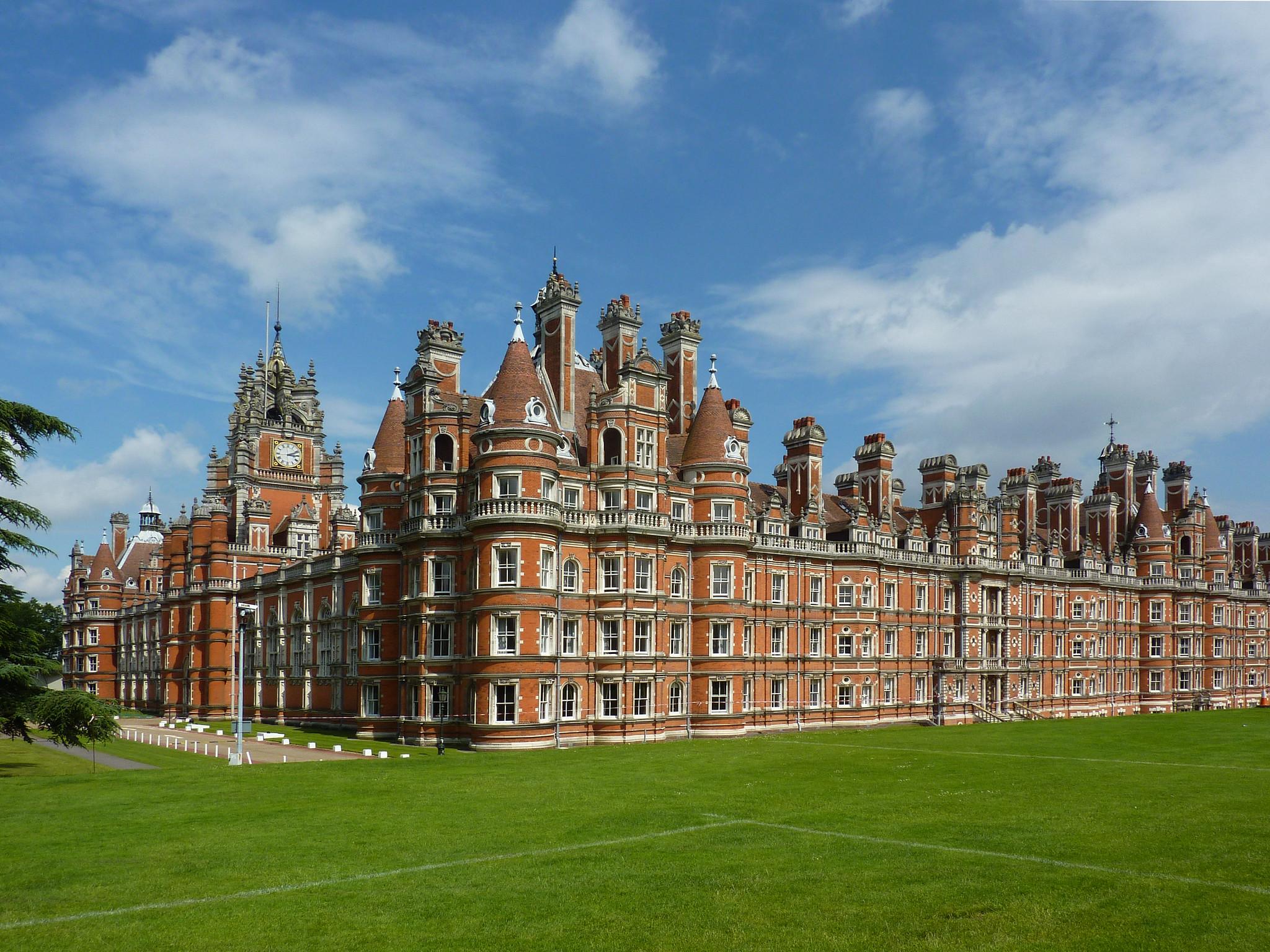 6 universidades mais bonitas do Reino Unido 4