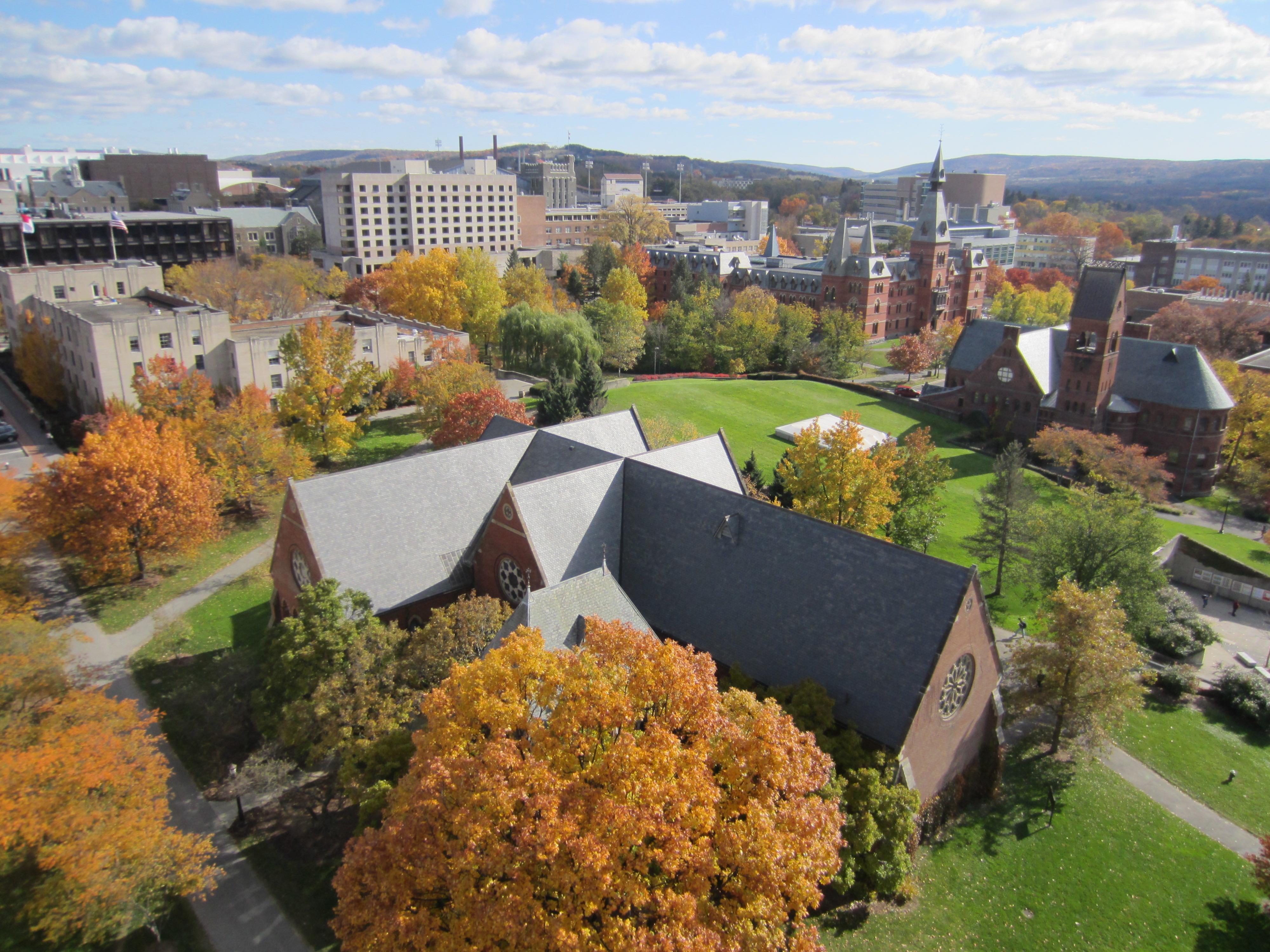 Universidade-Cornell