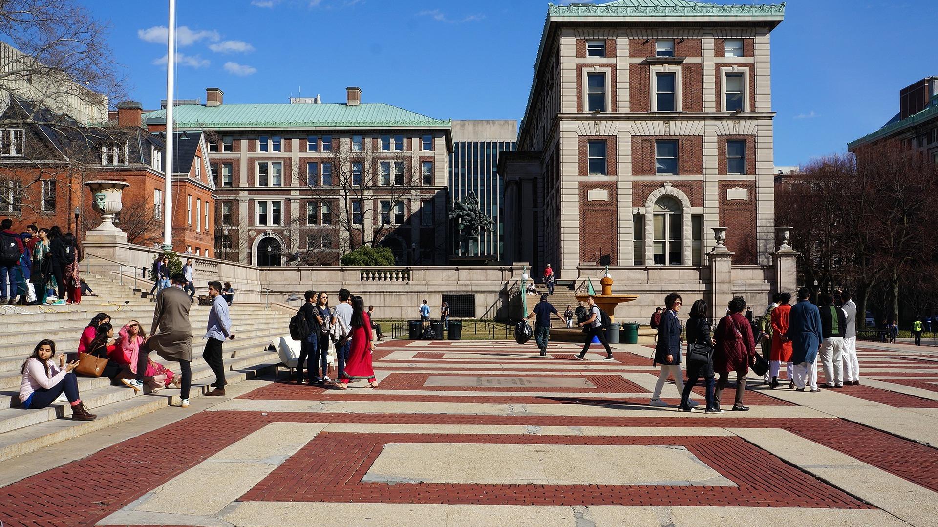 Por dentro da Universidade Columbia
