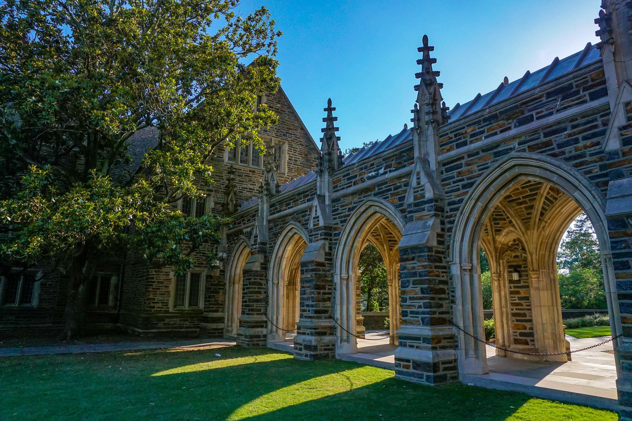 Por dentro da Universidade Duke