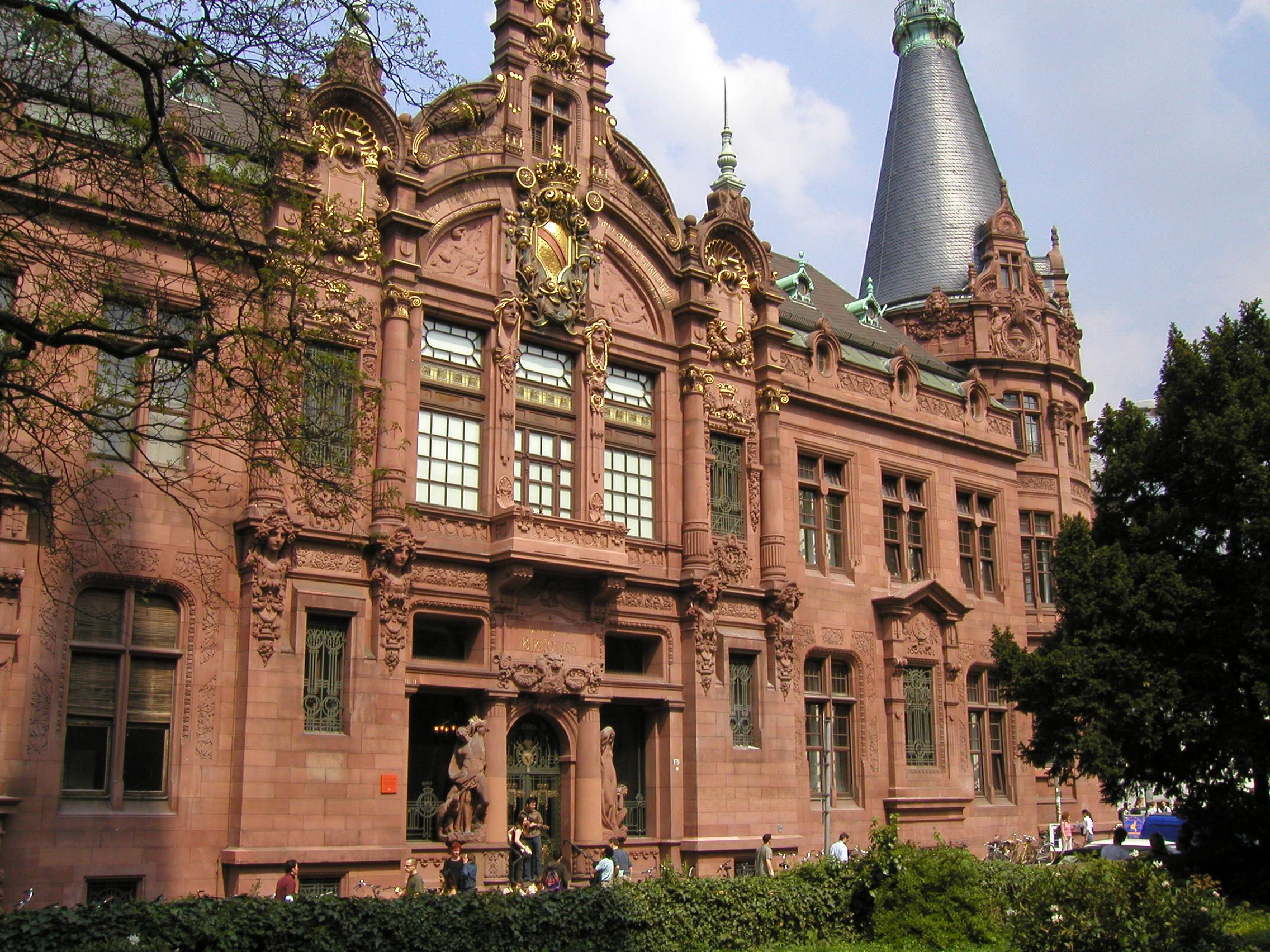 5 melhores universidades da Alemanha 2