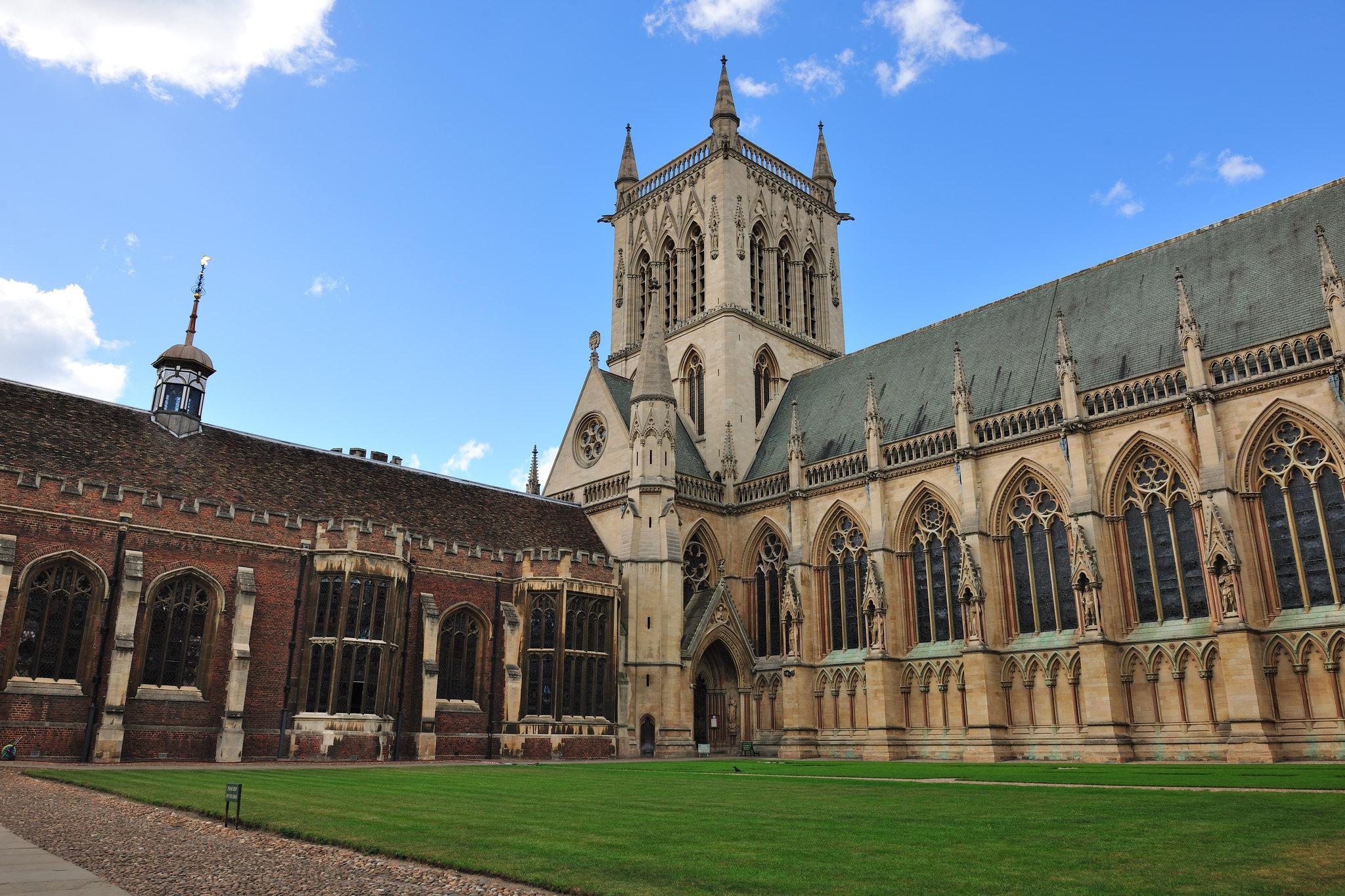 6 universidades mais bonitas do Reino Unido 1