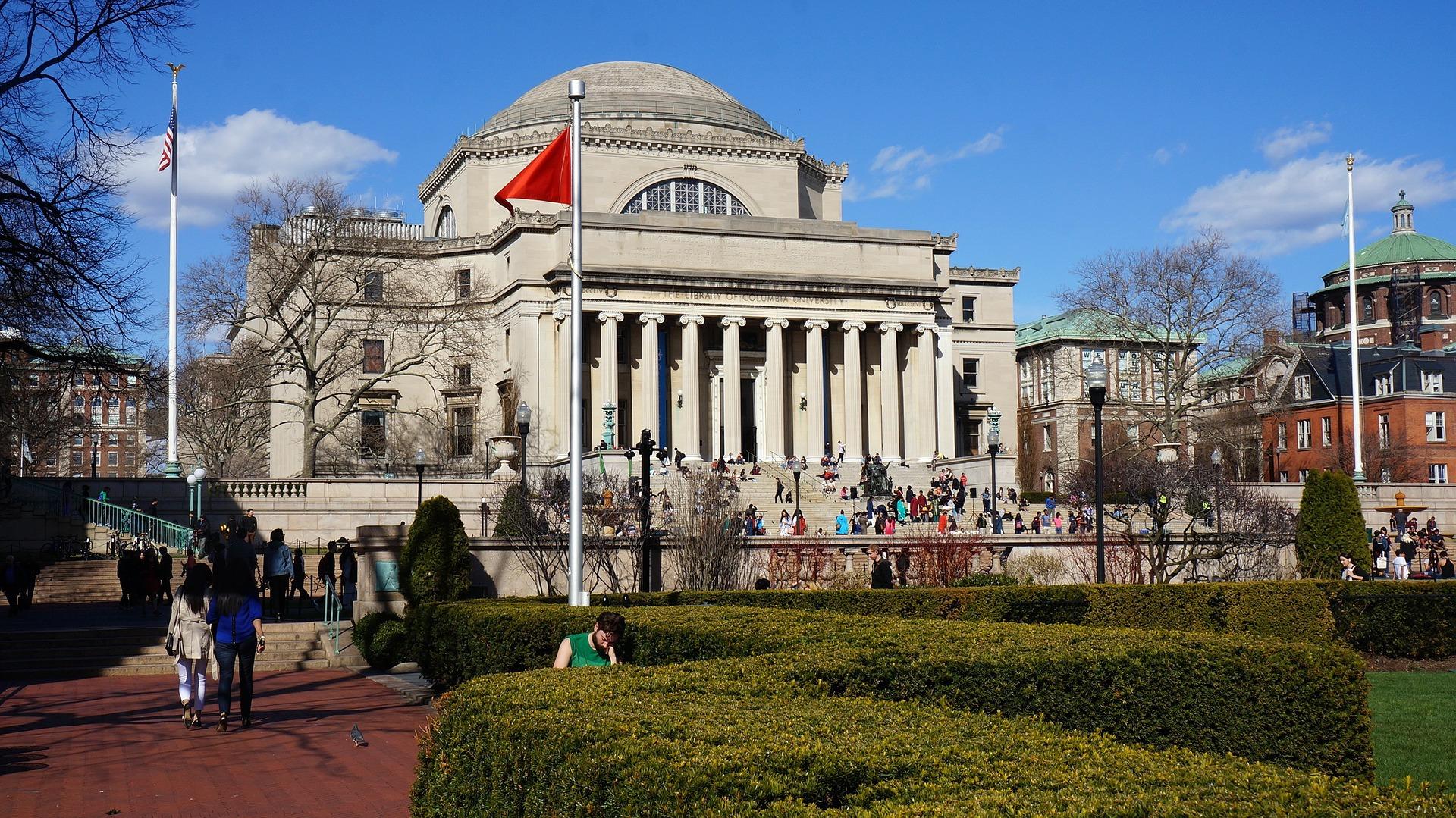 Por dentro da Universidade Columbia 1