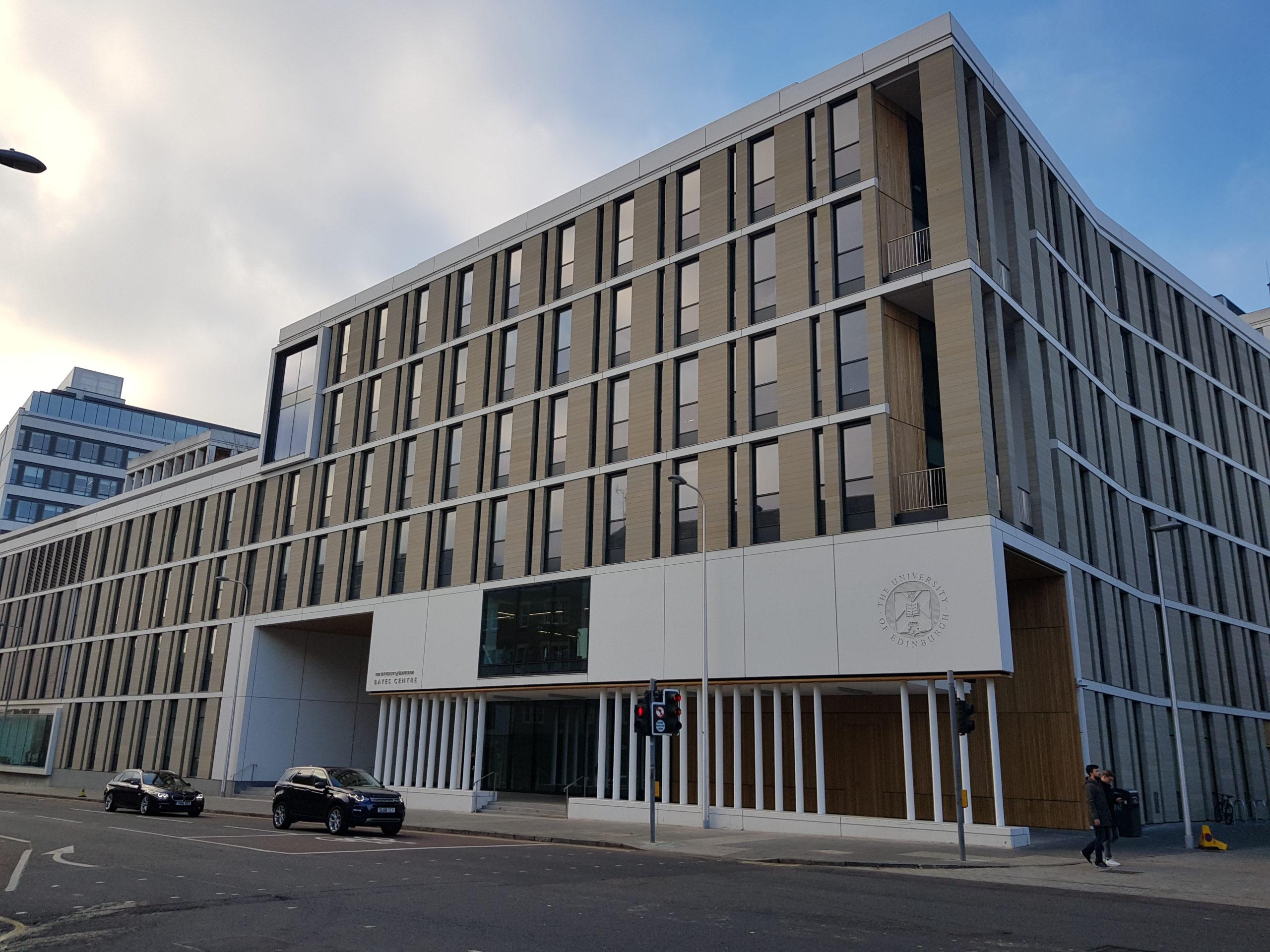 Bayes-Centre-da-Universidade-de-Edimburgo