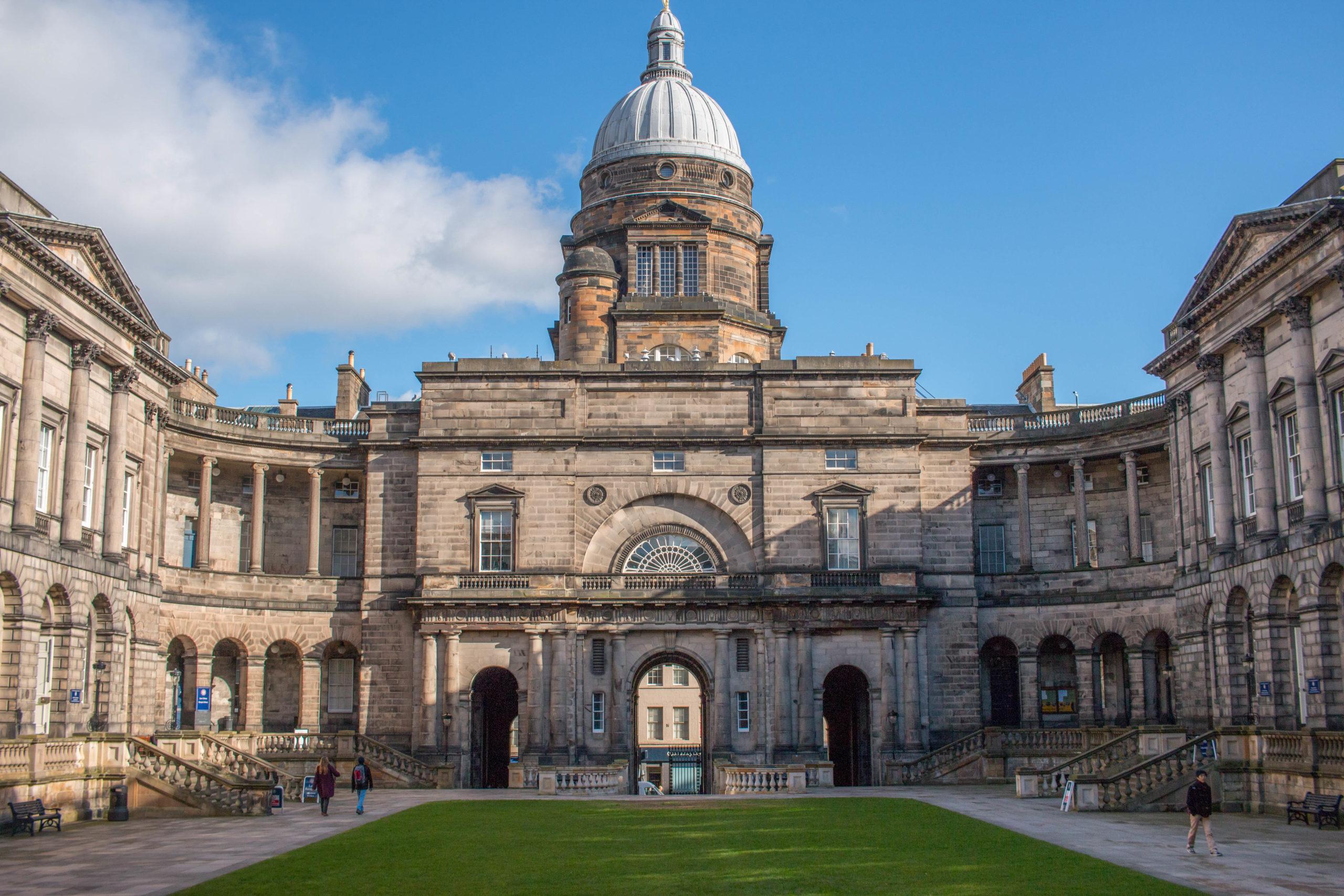 Old-College-da-Universidade-de-Edimburgo