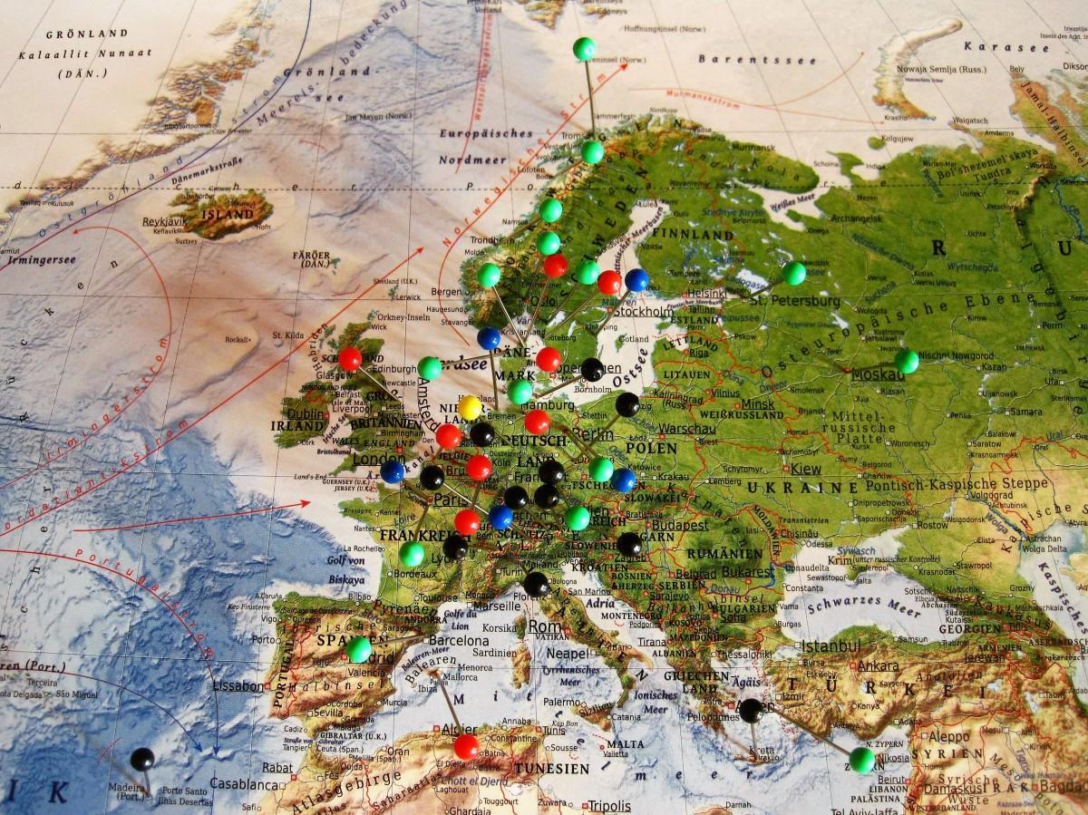 TESTE: Em qual cidade você deve fazer intercâmbio na Europa?