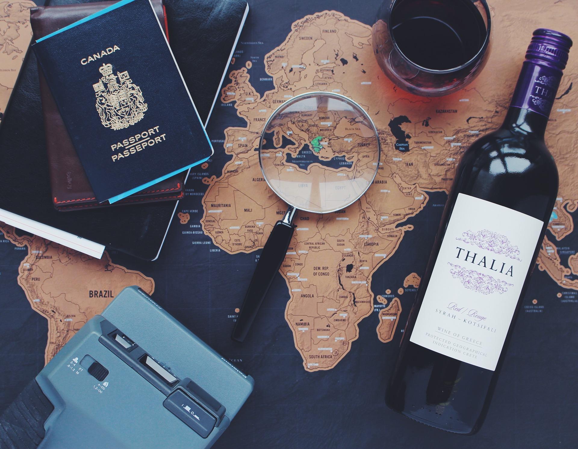 6 coisas para fazer antes de viajar