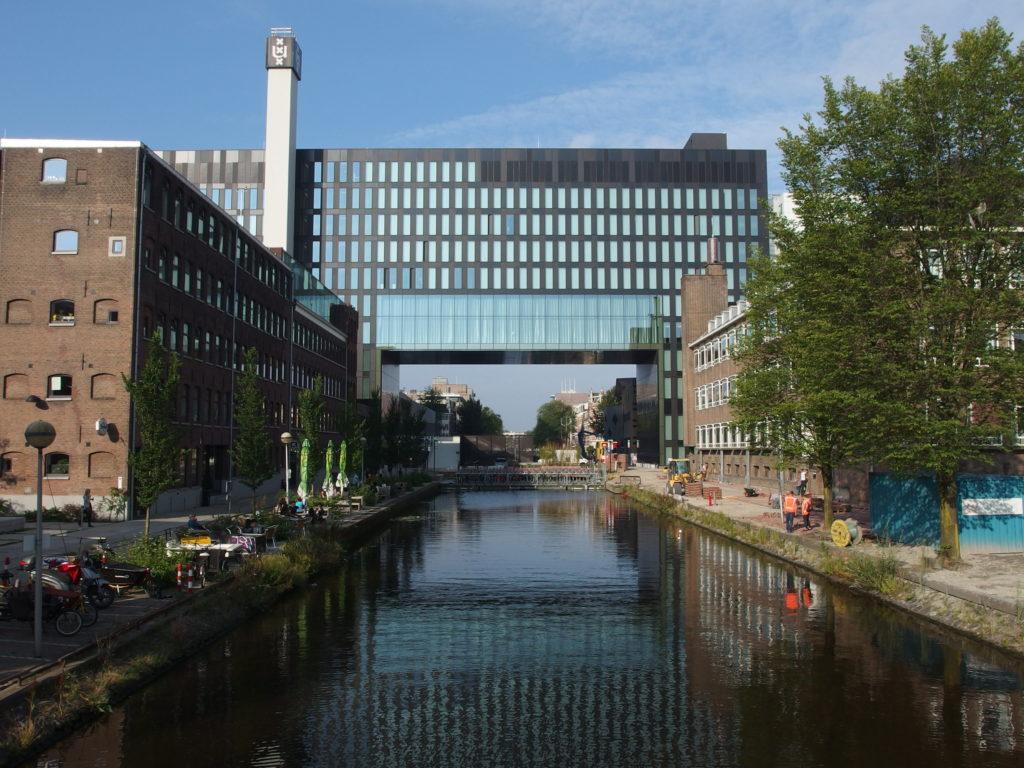 amsterdam-melhores universidades da Holanda