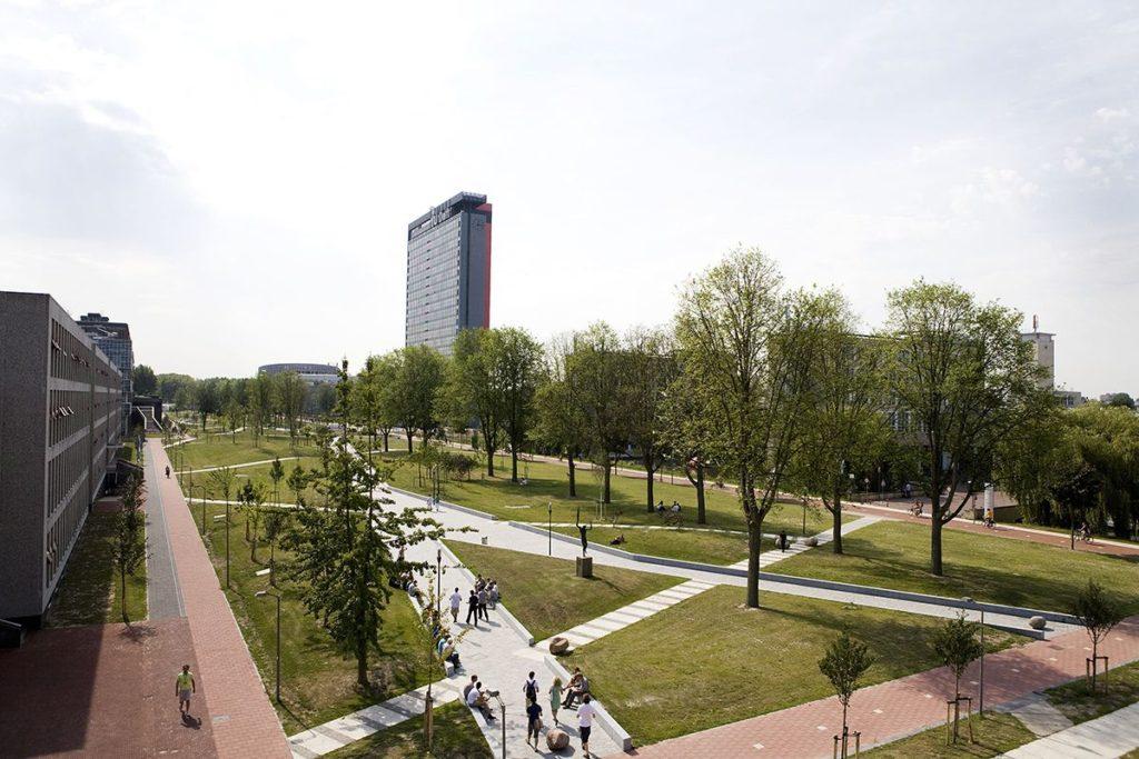 delft-melhores universidades da Holanda