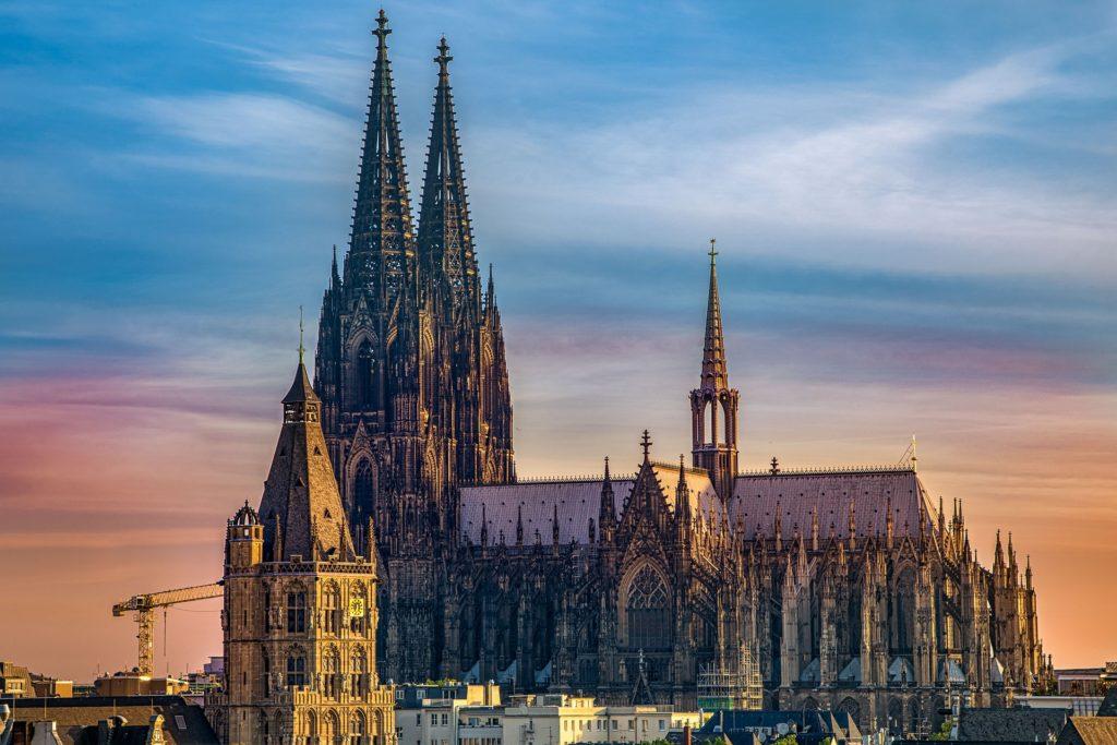 cologne-cidades para fazer estágio na Alemanha