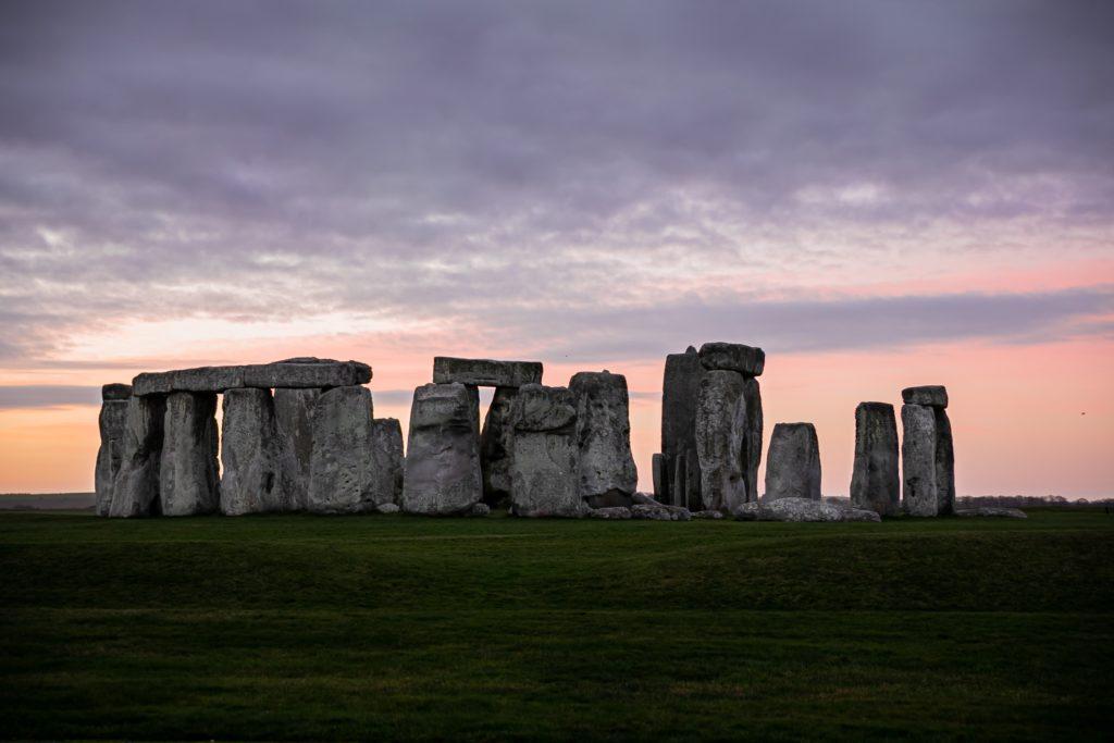 stone-Medicina no Reino Unido