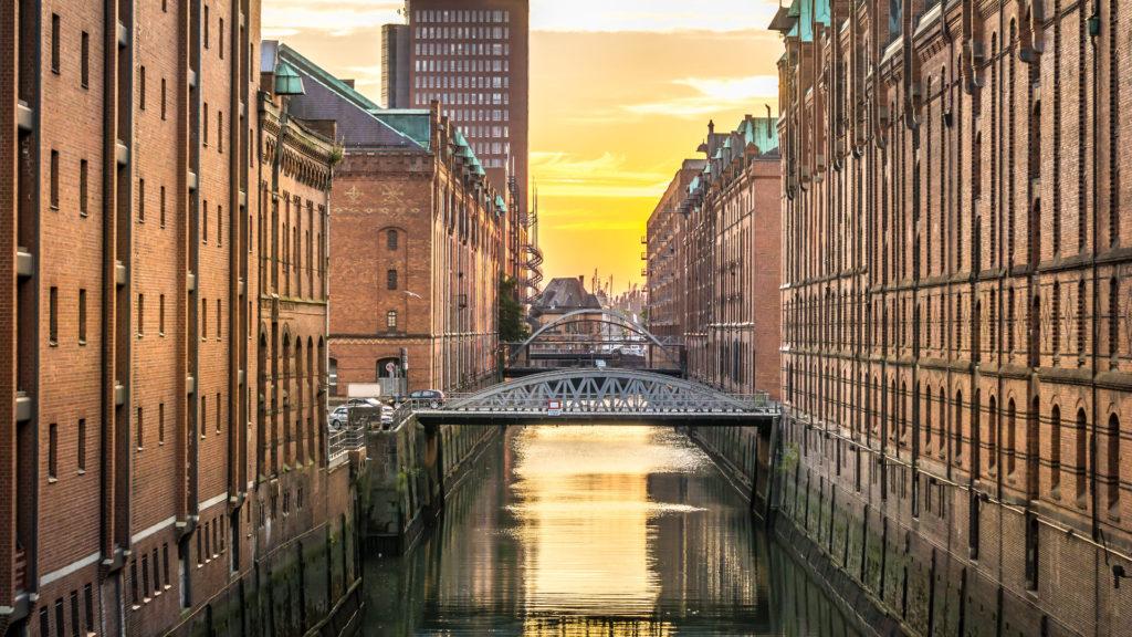 hamburgo-cidades para fazer estágio na Alemanha