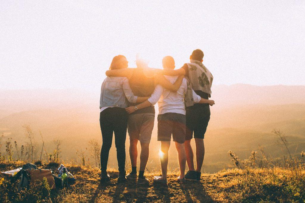 amizade-onde-estudar-no-intercâmbio