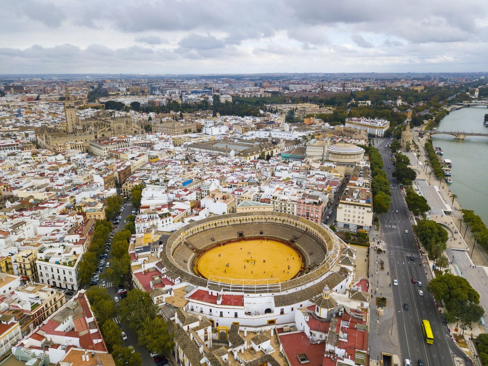cidades-para-aprender-espanhol-na-espanha-Sevilla