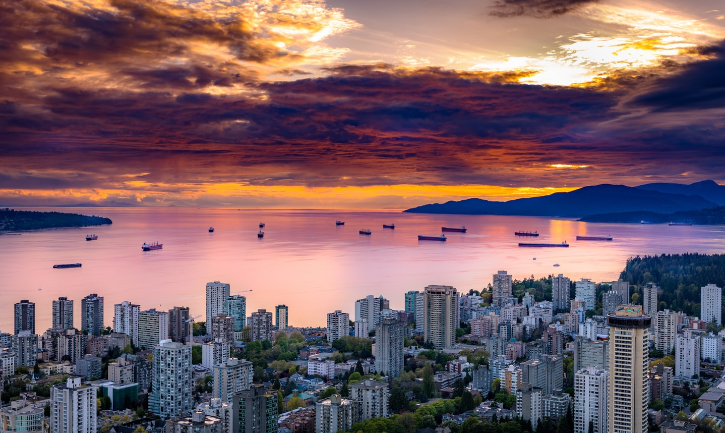 Toronto-ou-Vancouver