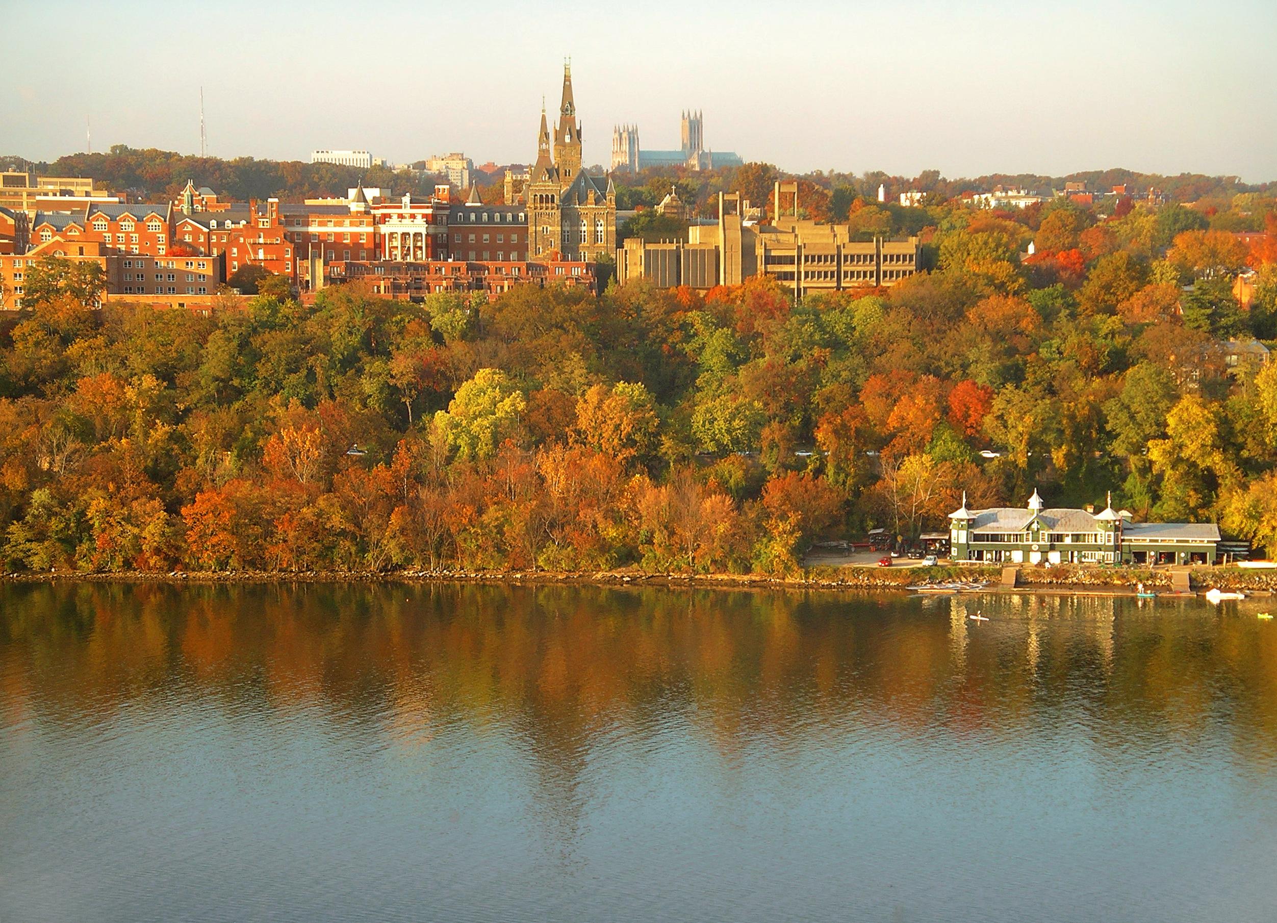 Universidade-Georgetown-Campus