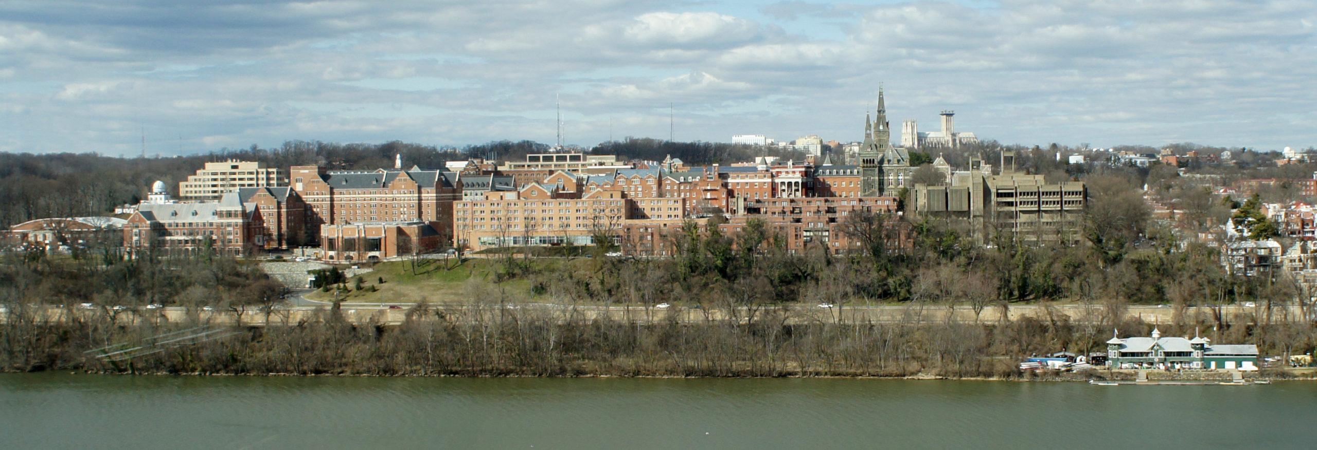 Conheça a Universidade Georgetown, a melhor de Washington