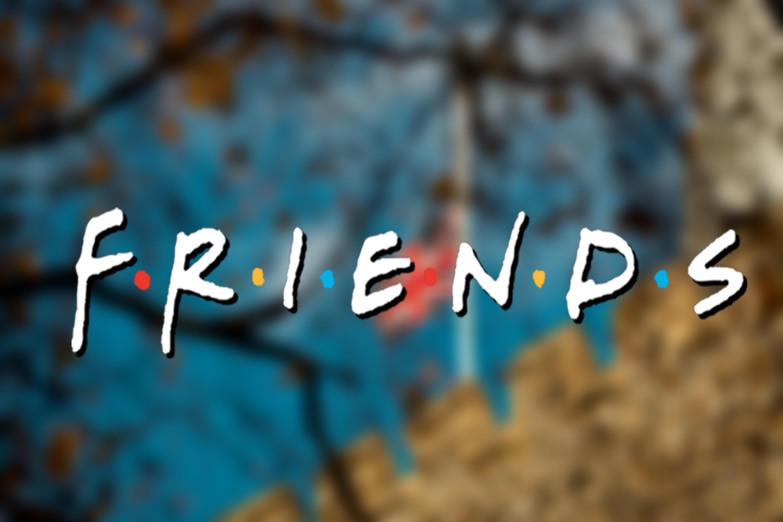 Escolha um personagem de Friends e diremos onde estudar no Reino Unido